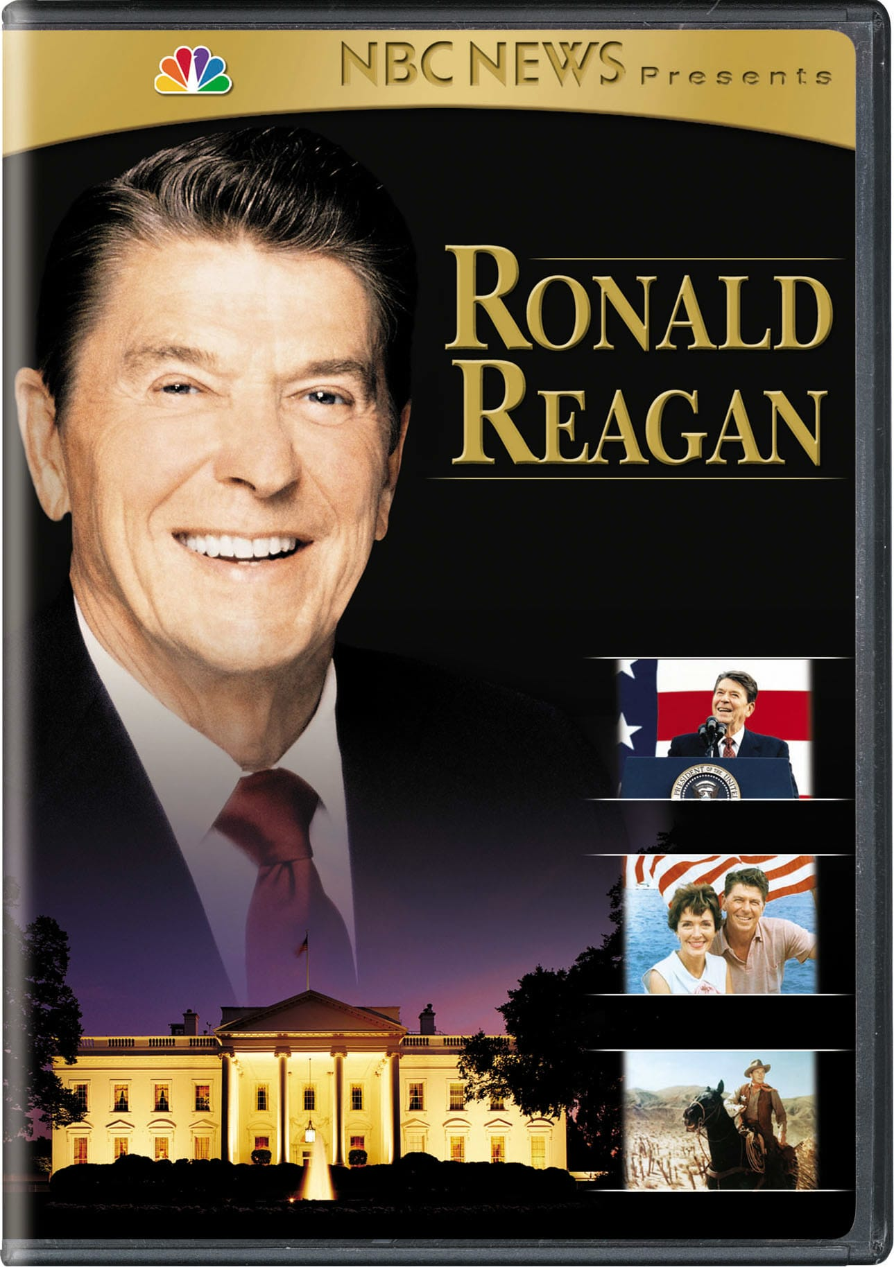 NBC News Presents: Ronald Reagan [DVD]