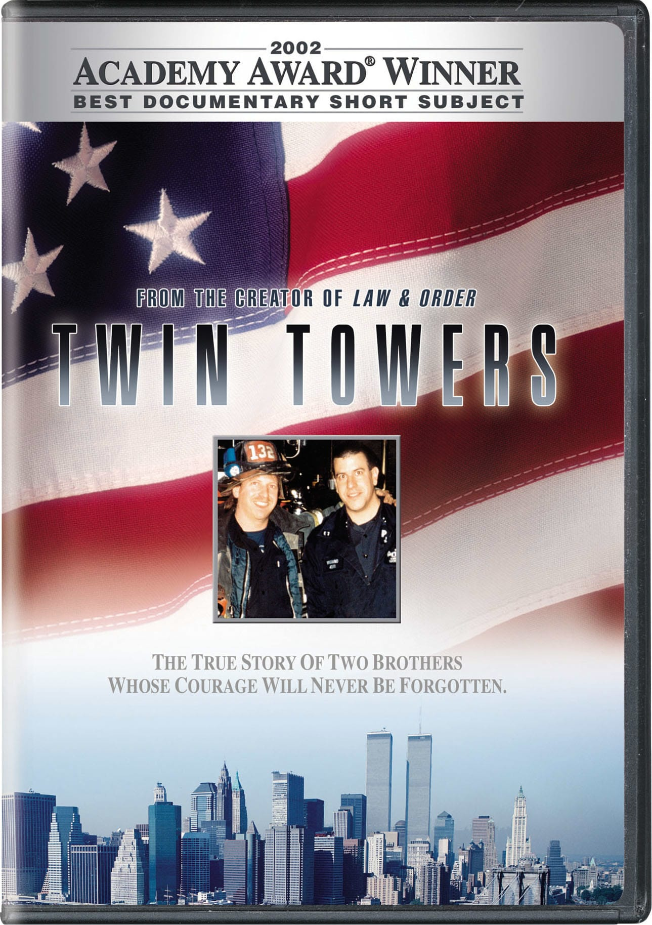 Twin Towers [DVD]