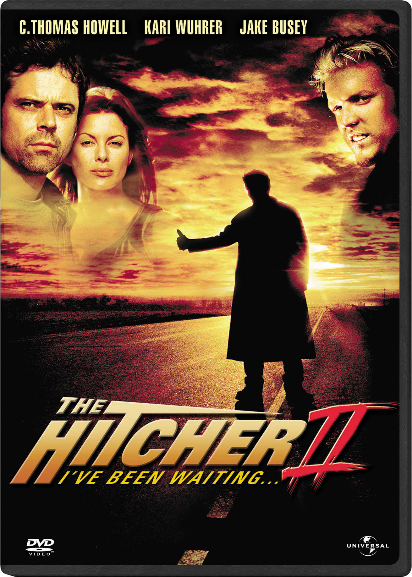 The Hitcher 2 - I've Been Waiting [DVD]