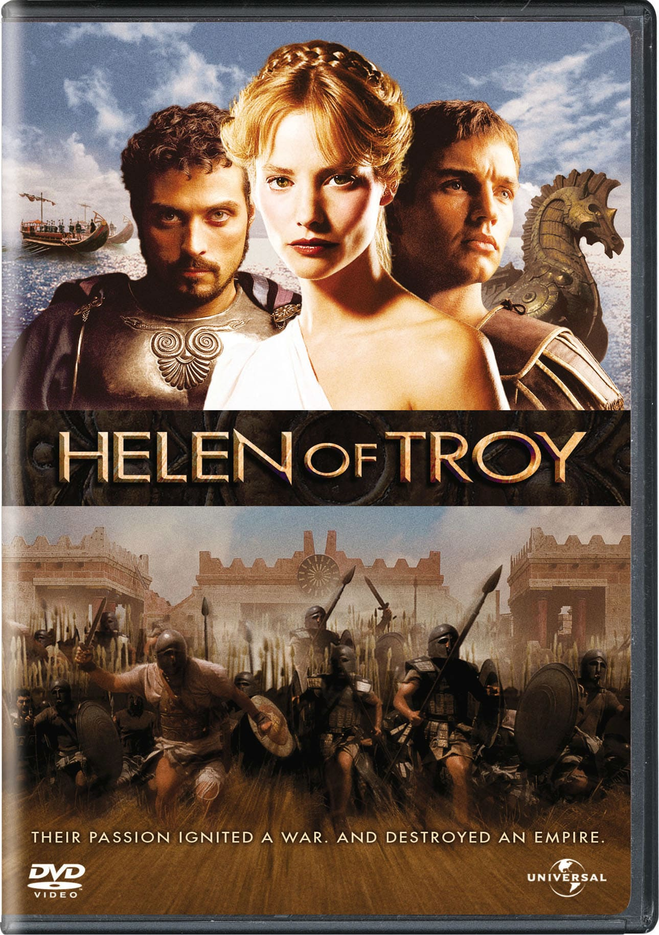Helen of Troy [DVD]