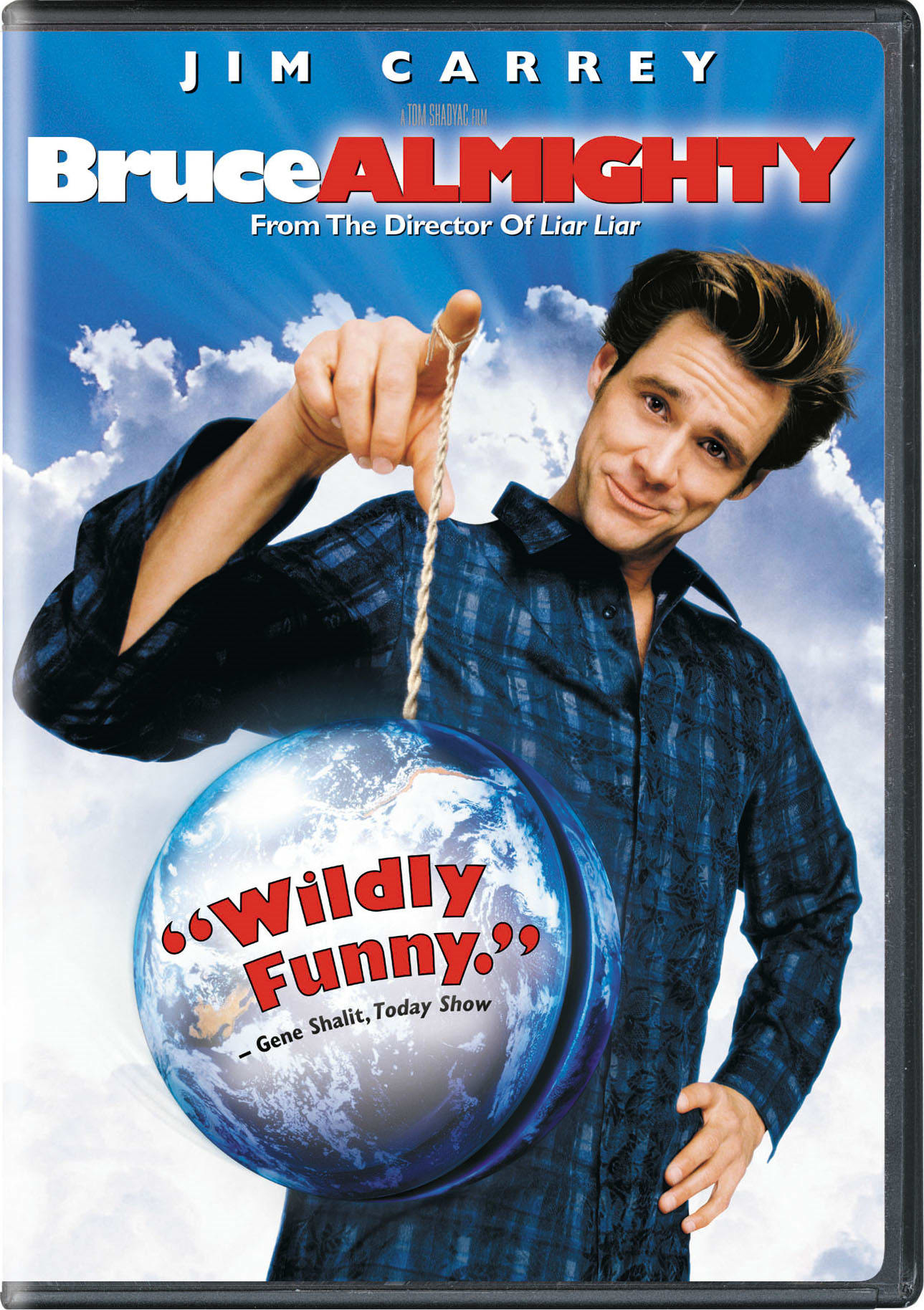Bruce Almighty (Widescreen) [DVD]