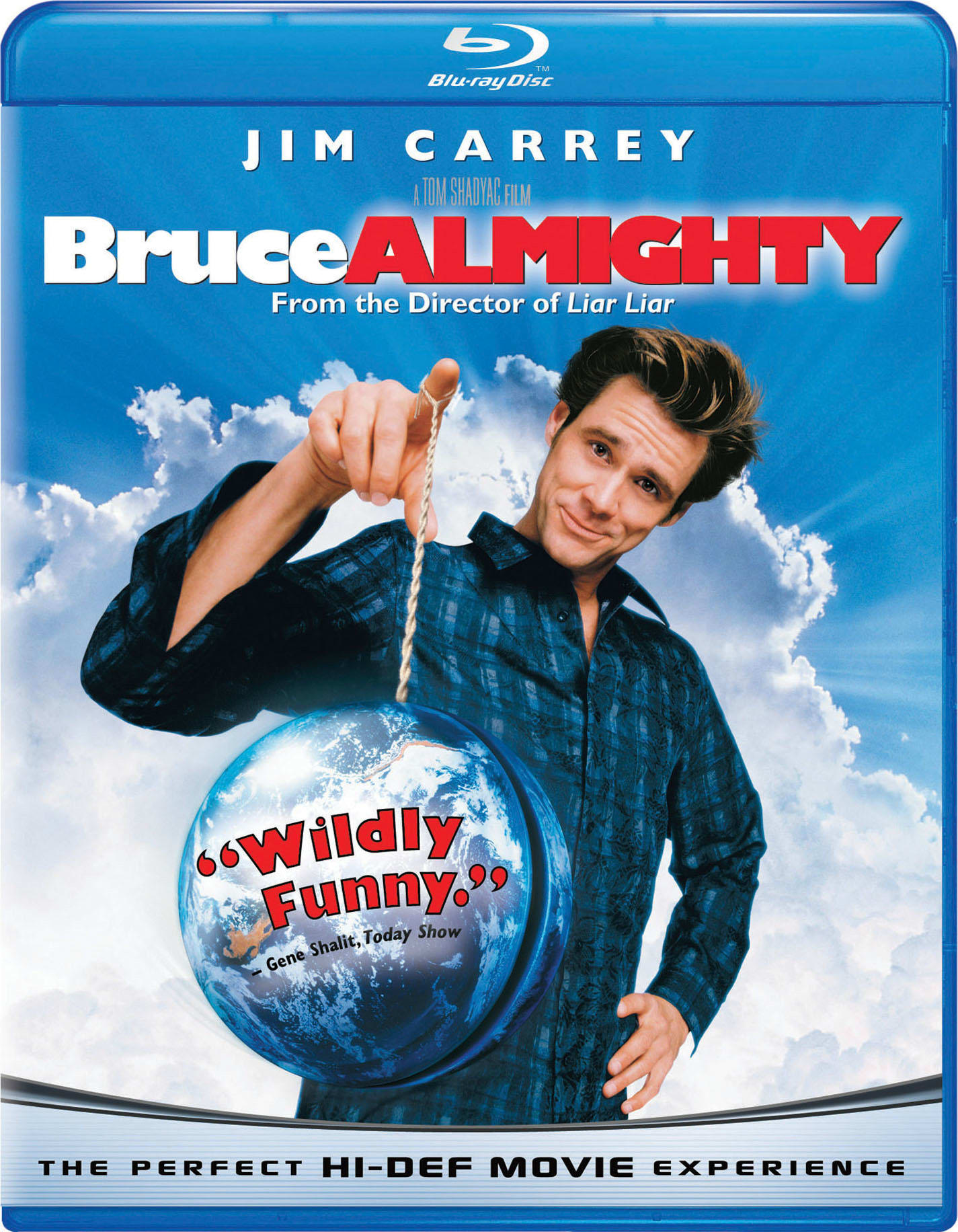 Bruce Almighty (2009) [Blu-ray]