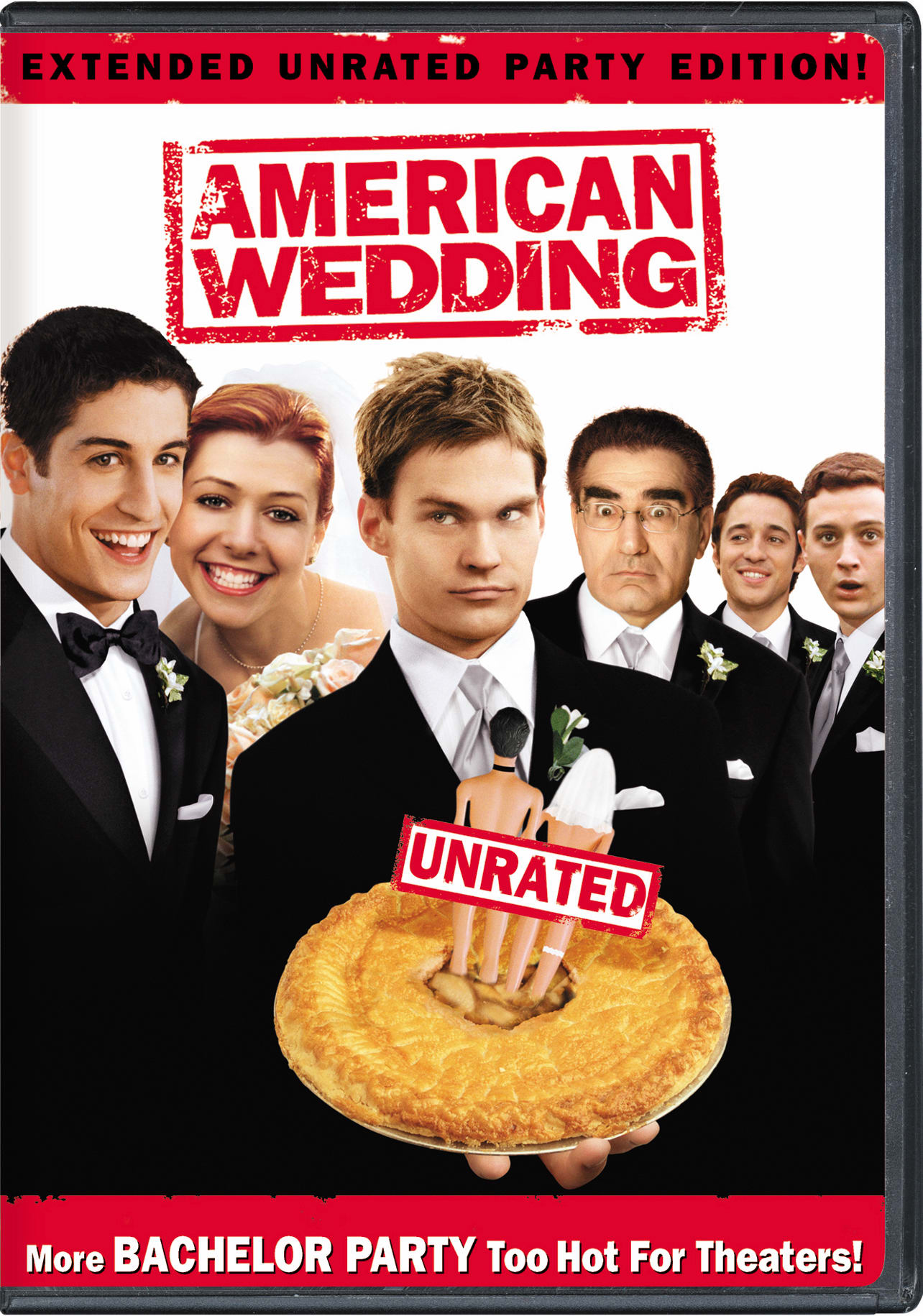 American Pie: The Wedding [DVD]