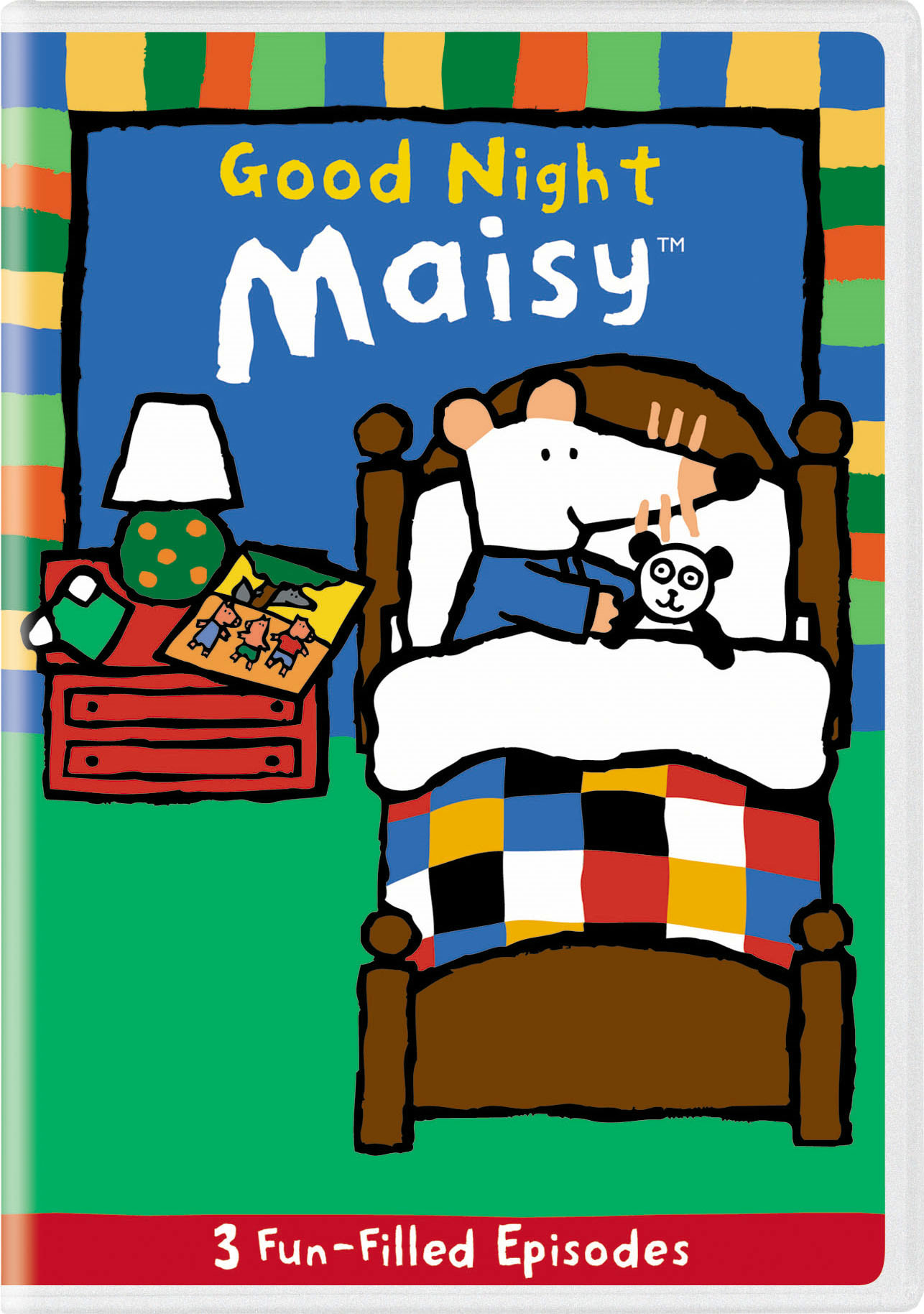 Maisy: Goodnight Maisy [DVD]