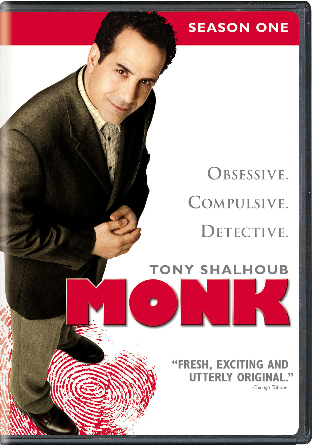 Monk: Season 1 [DVD]