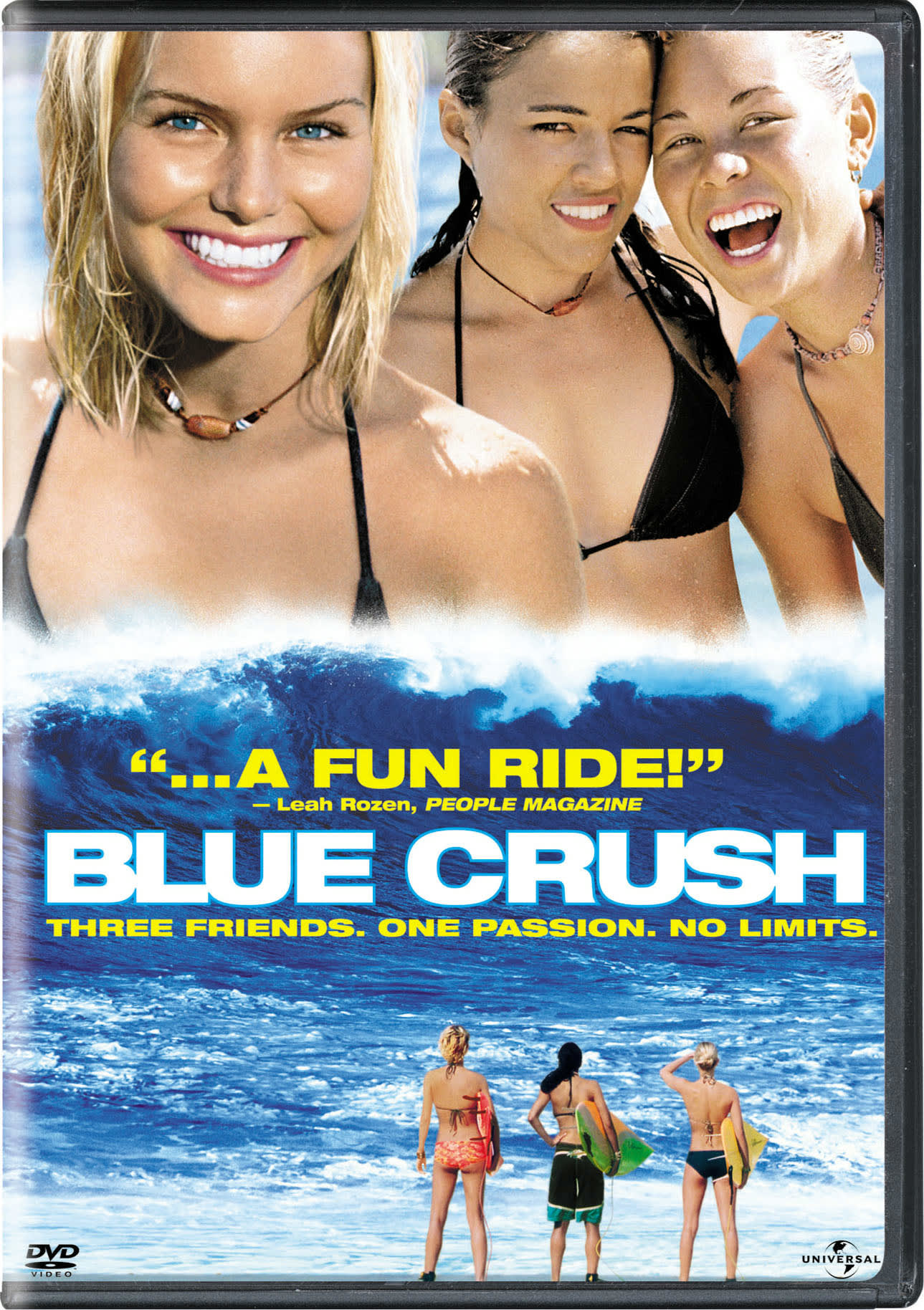 Blue Crush (Collector's Edition) [DVD]