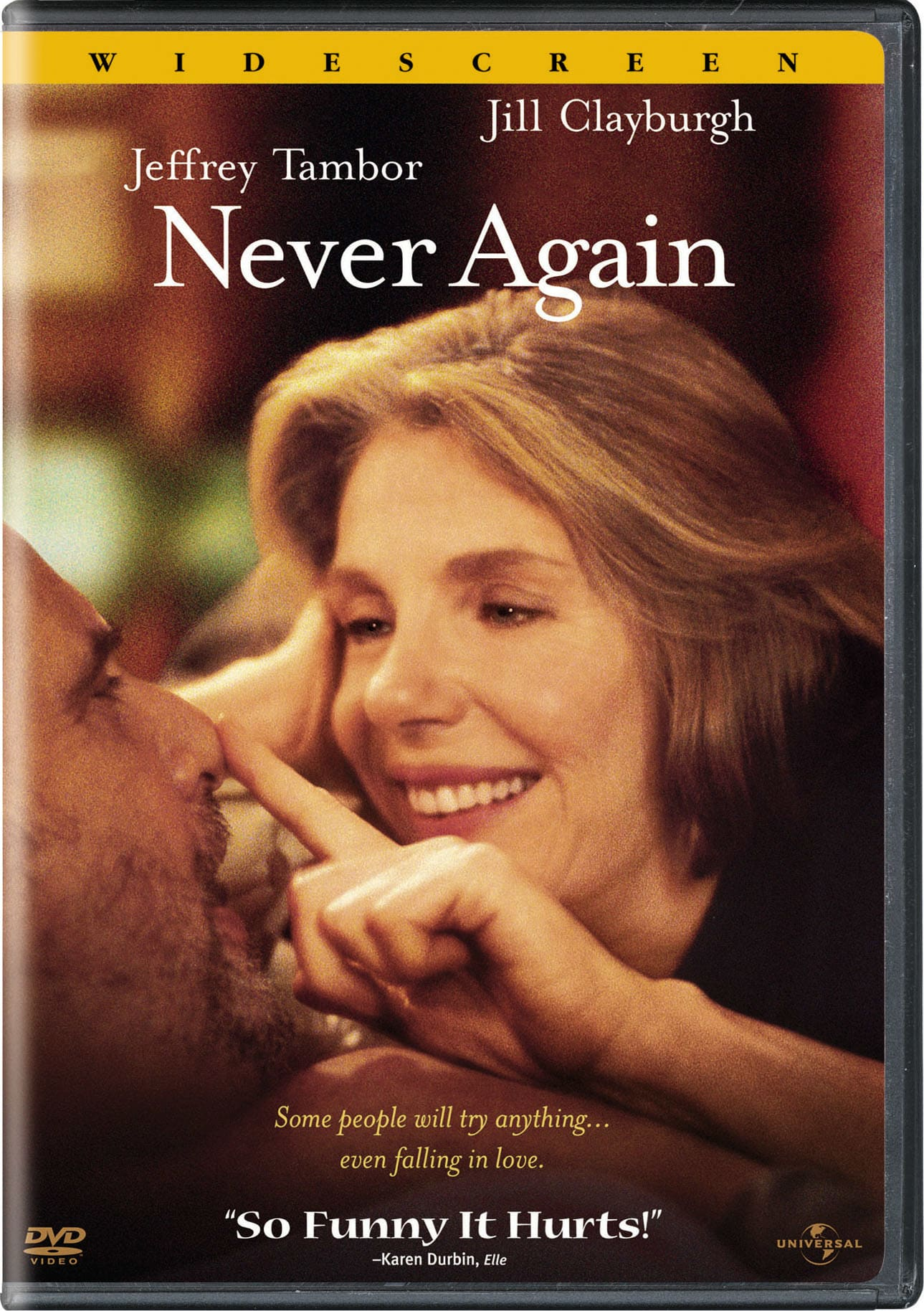 Never Again [DVD]
