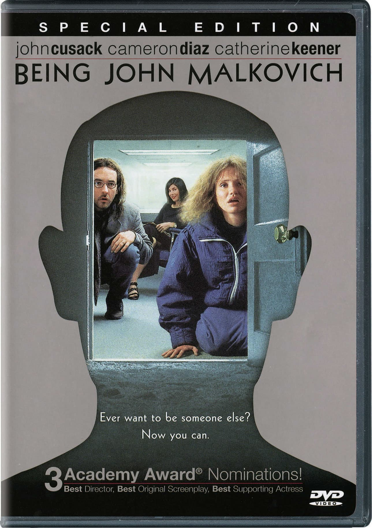 Being John Malkovich (Special Edition) [DVD]