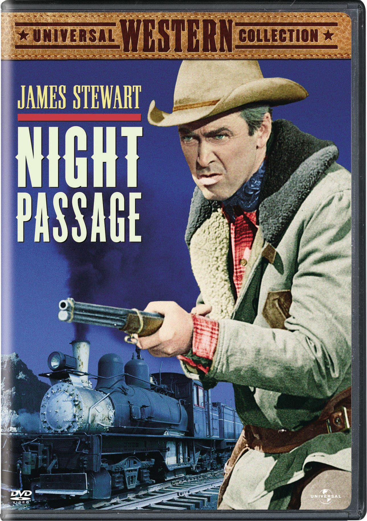 Night Passage [DVD]