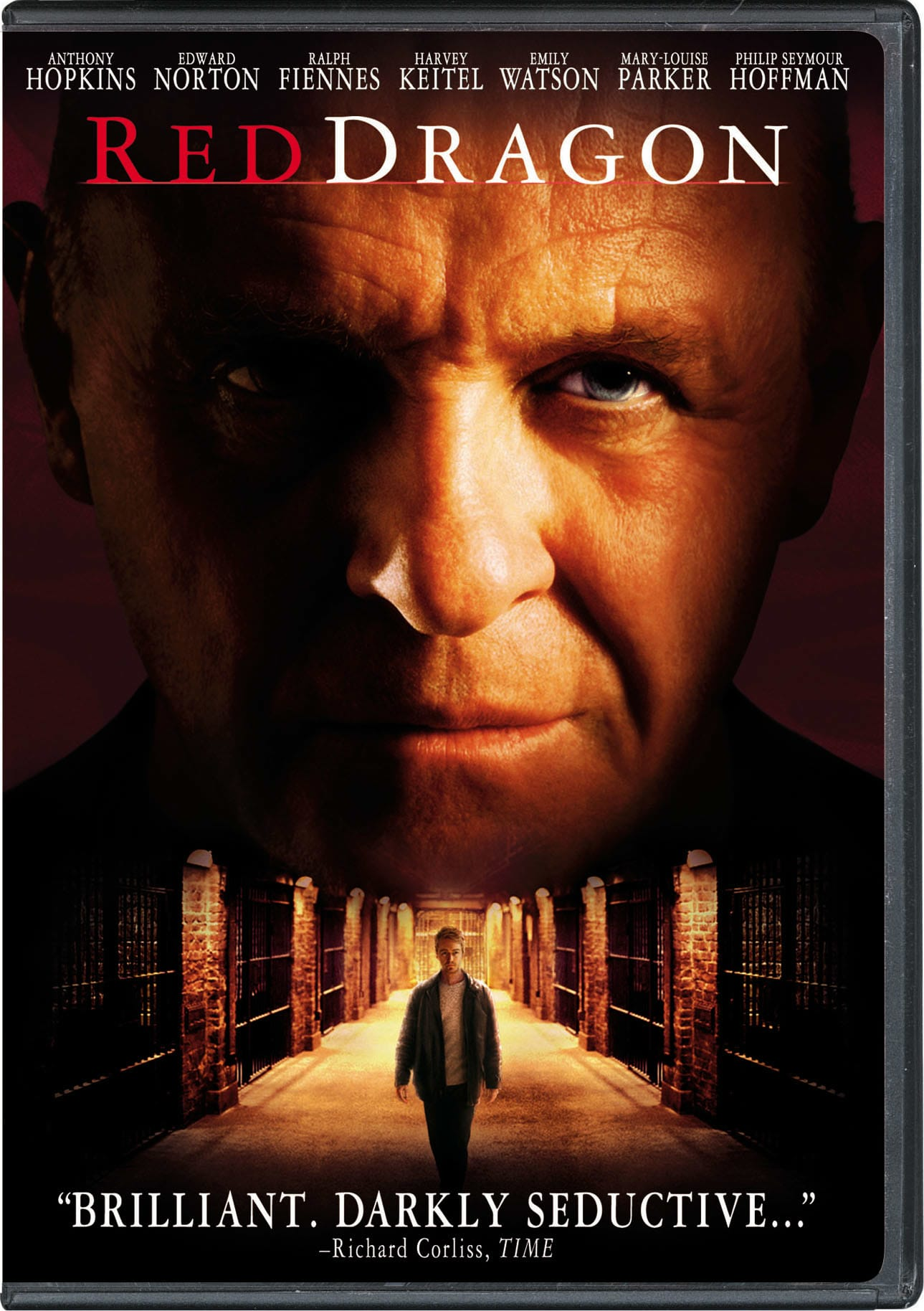 Red Dragon (Collector's Edition) [DVD]