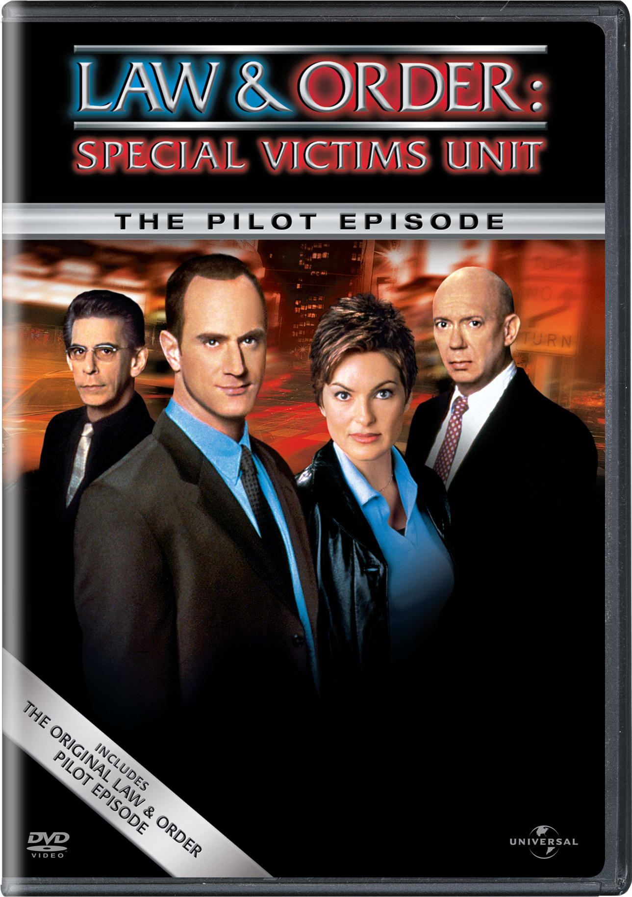 Law & Order: Special Victims Unit - The Premiere Episode [DVD]