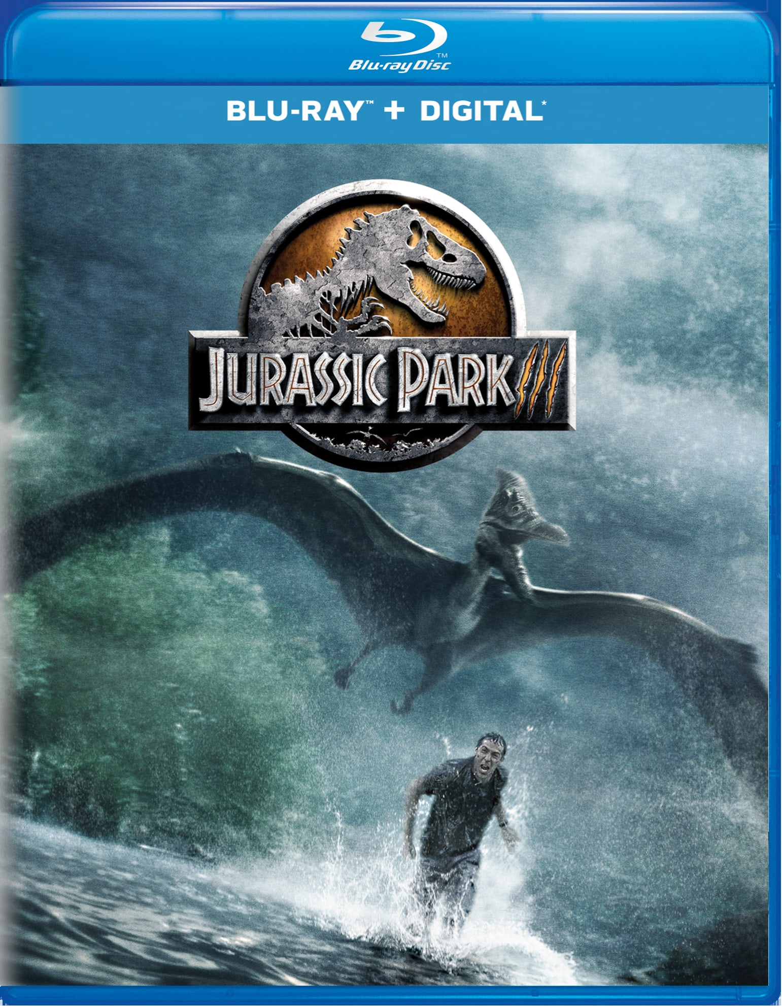 Jurassic Park 3 (Digital) [Blu-ray]