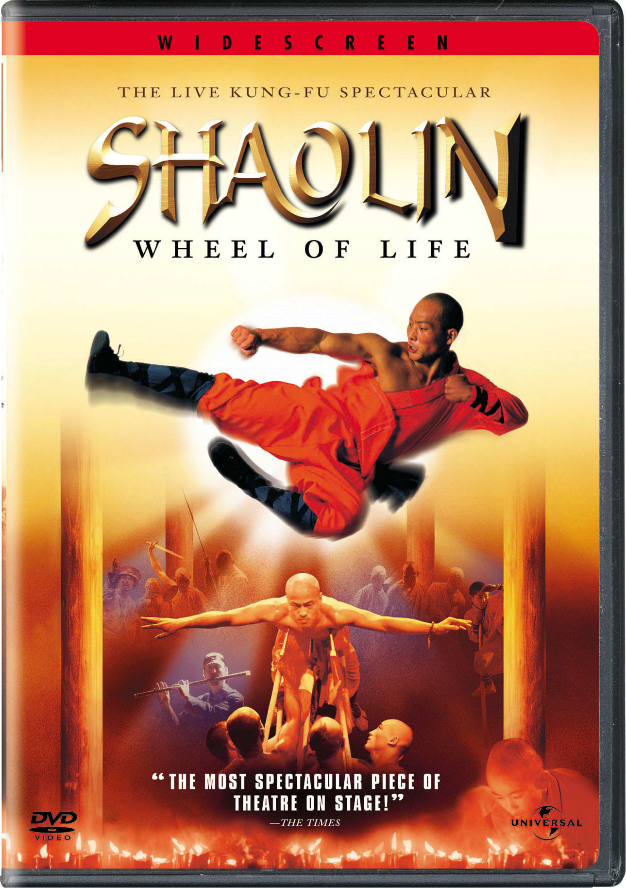 Shaolin: Wheel of Life [DVD]