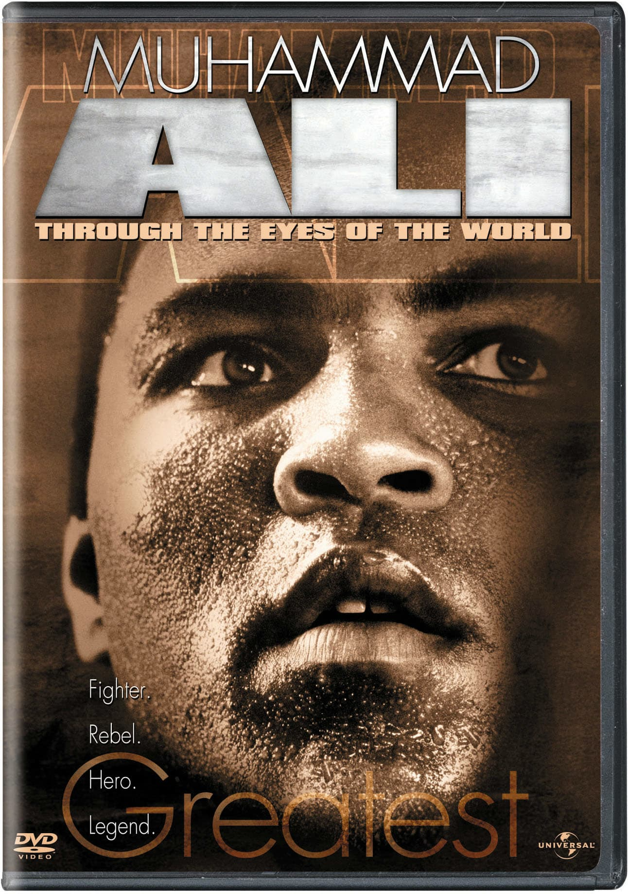 Muhammad Ali: Through the Eyes of the World [DVD]