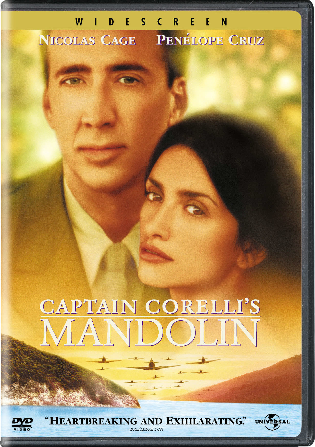 Captain Corelli's Mandolin [DVD]