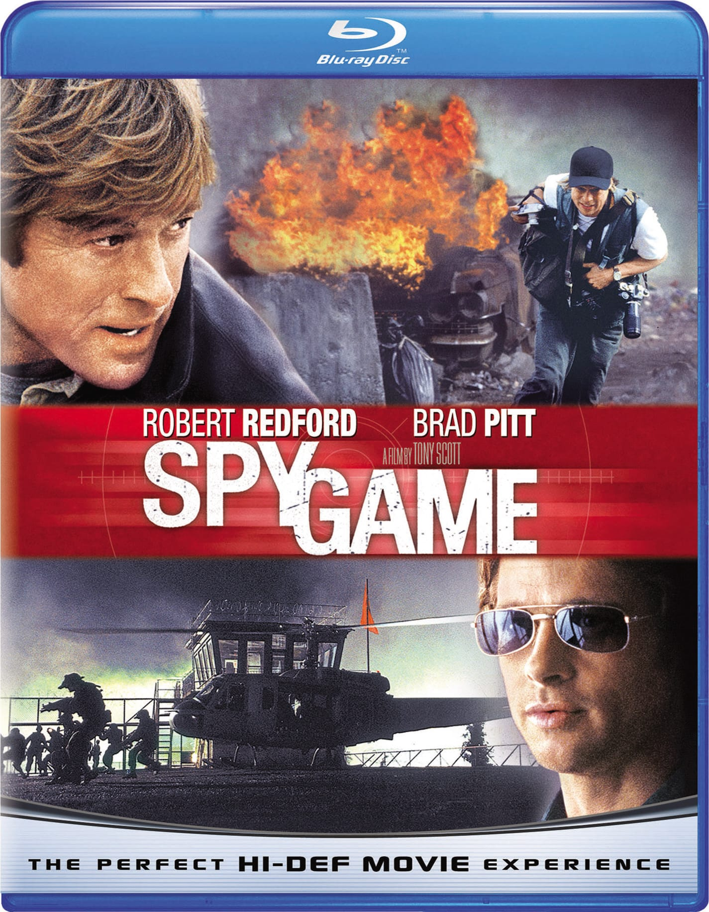 Spy Game [Blu-ray]