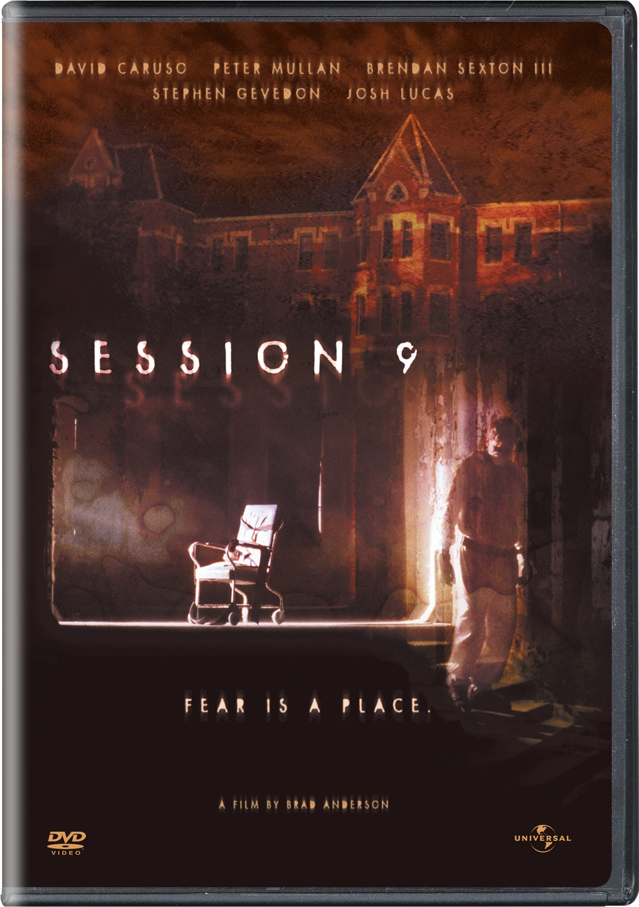 Session 9 [DVD]