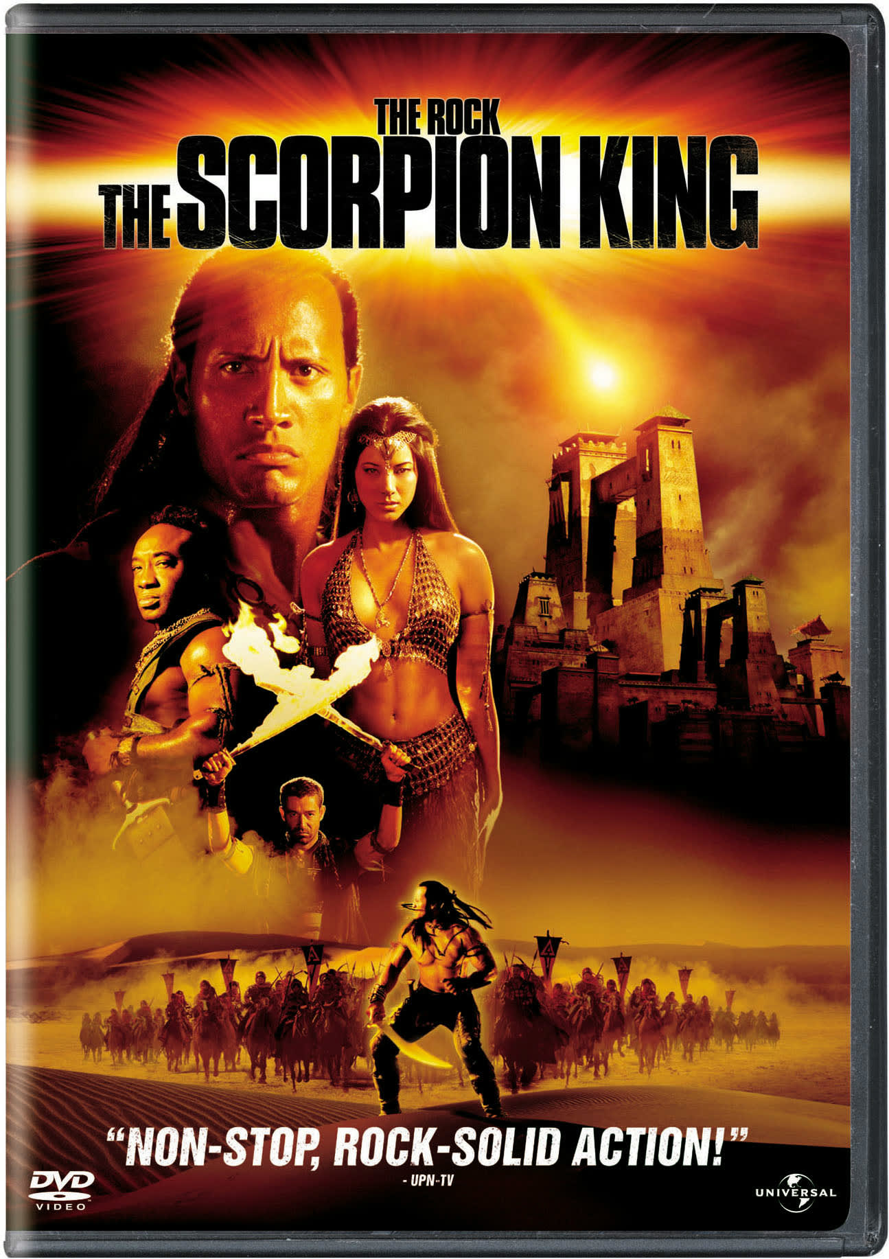 The Scorpion King (Collector's Edition) [DVD]