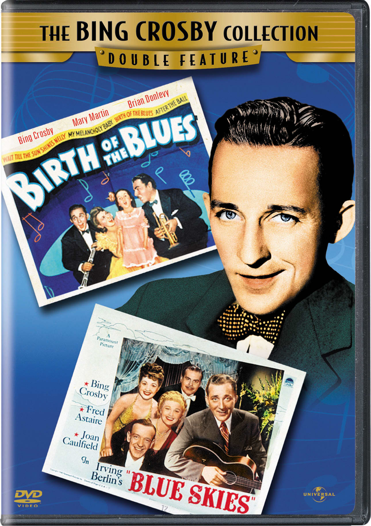 Birth of the Blues/Blue Skies [DVD]