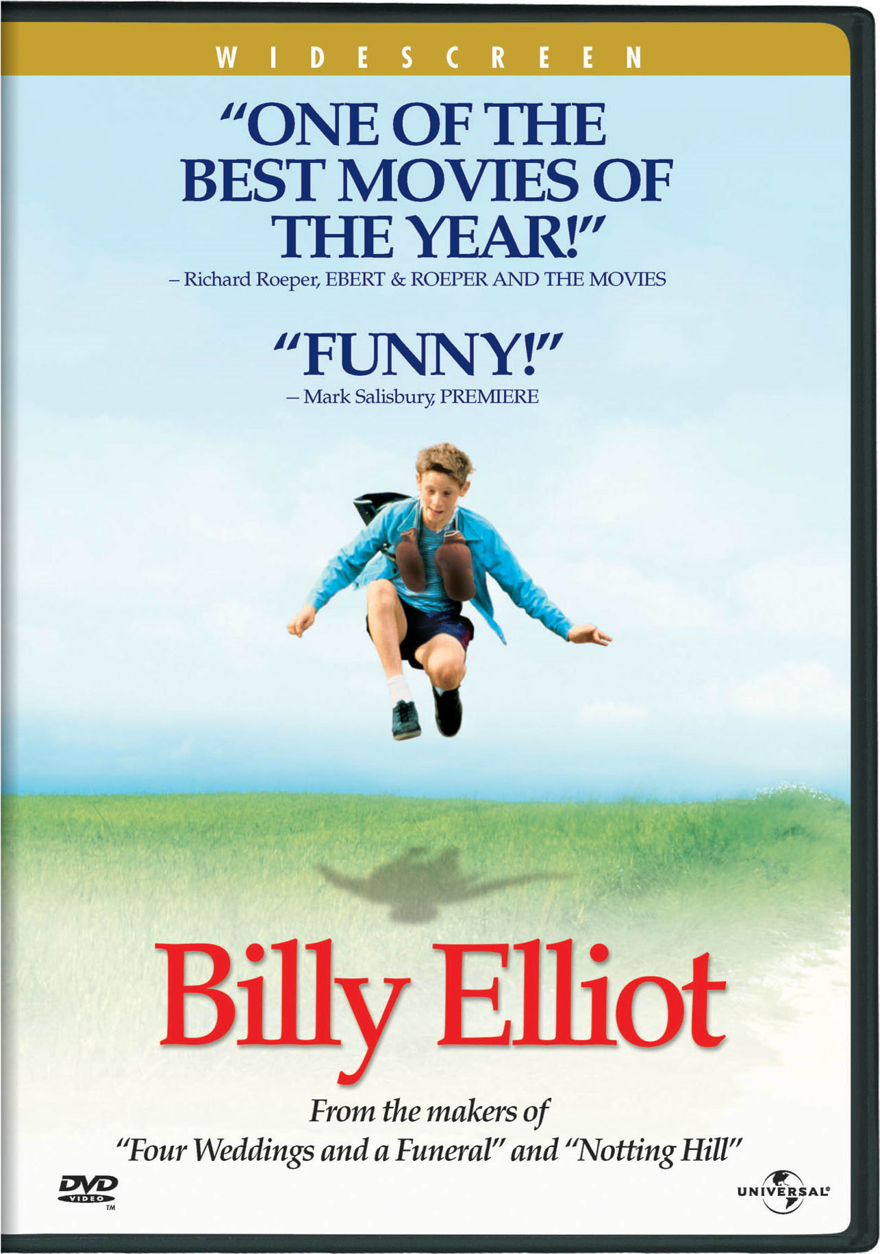 Billy Elliot [DVD]