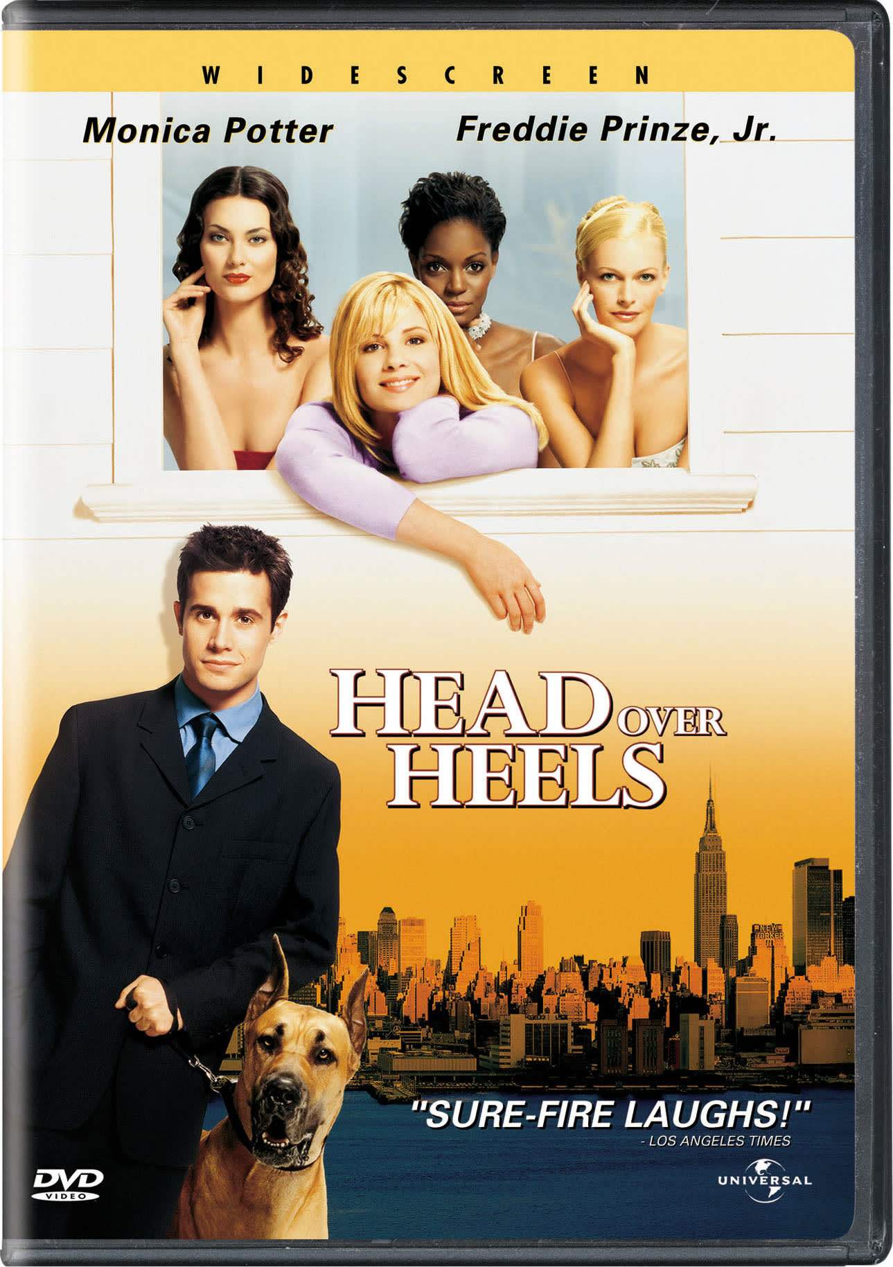 Head Over Heels [DVD]
