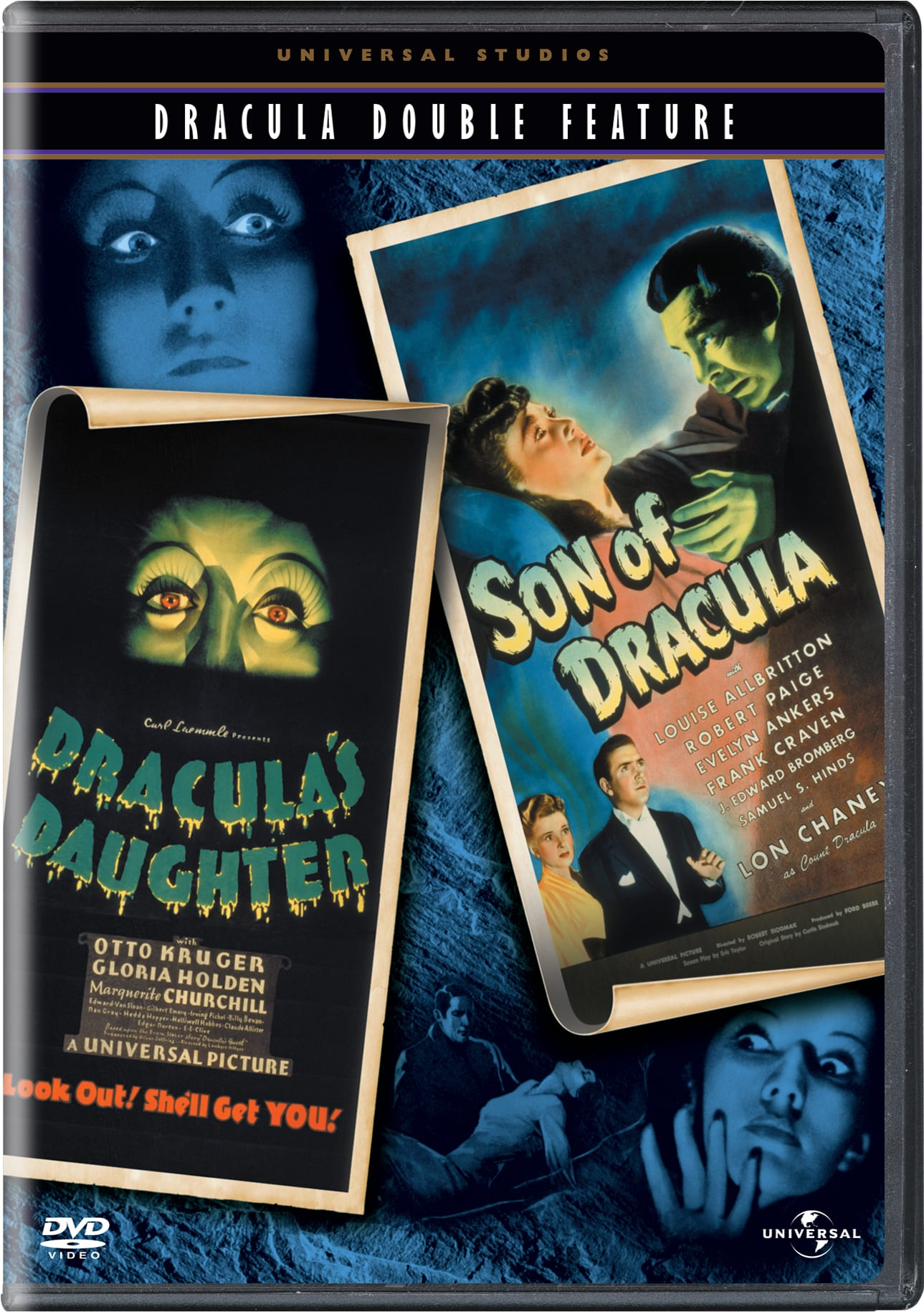 Dracula's Daughter/Son of Dracula [DVD]