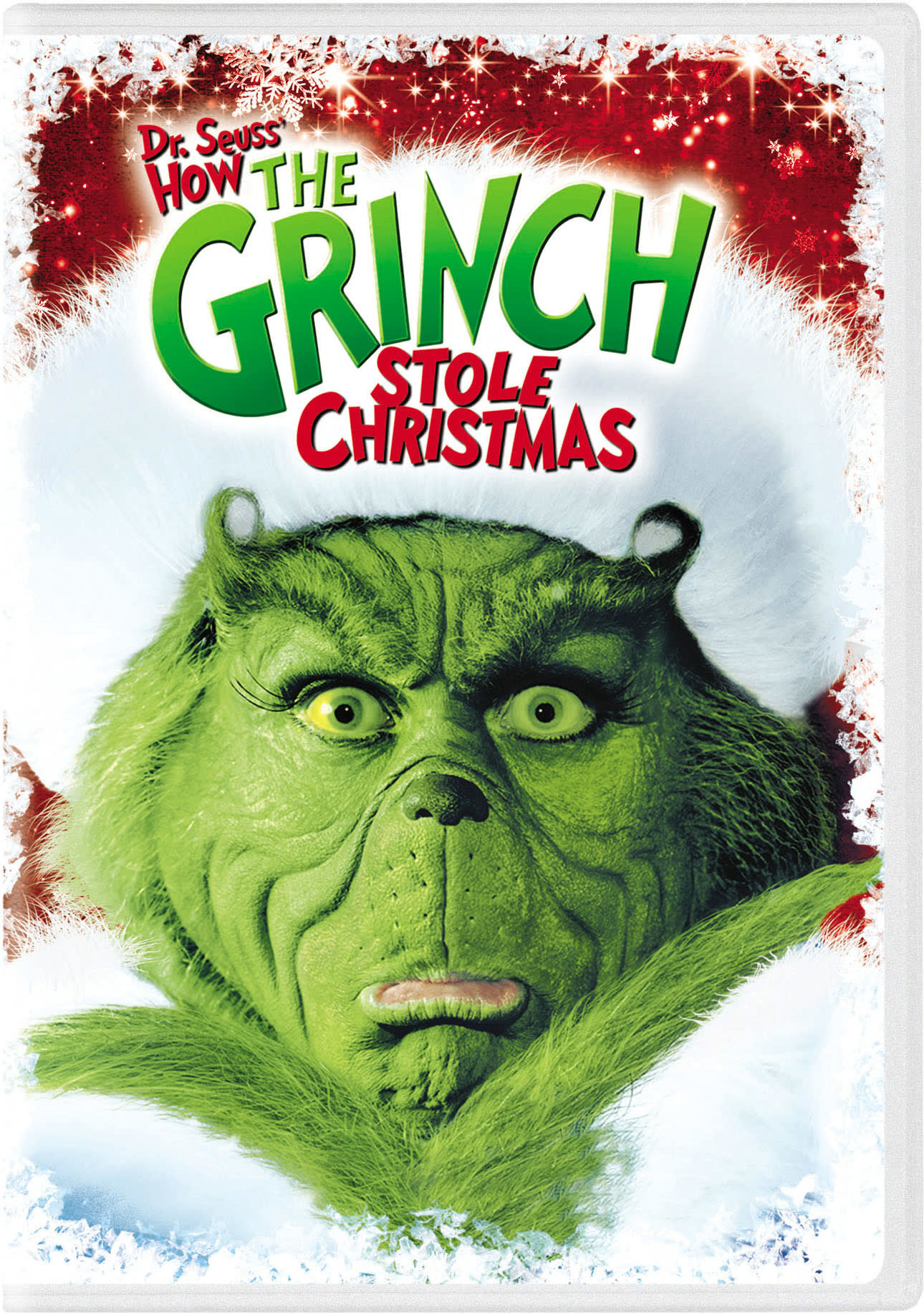 Dr. Seuss' How The Grinch Stole Christmas [DVD]
