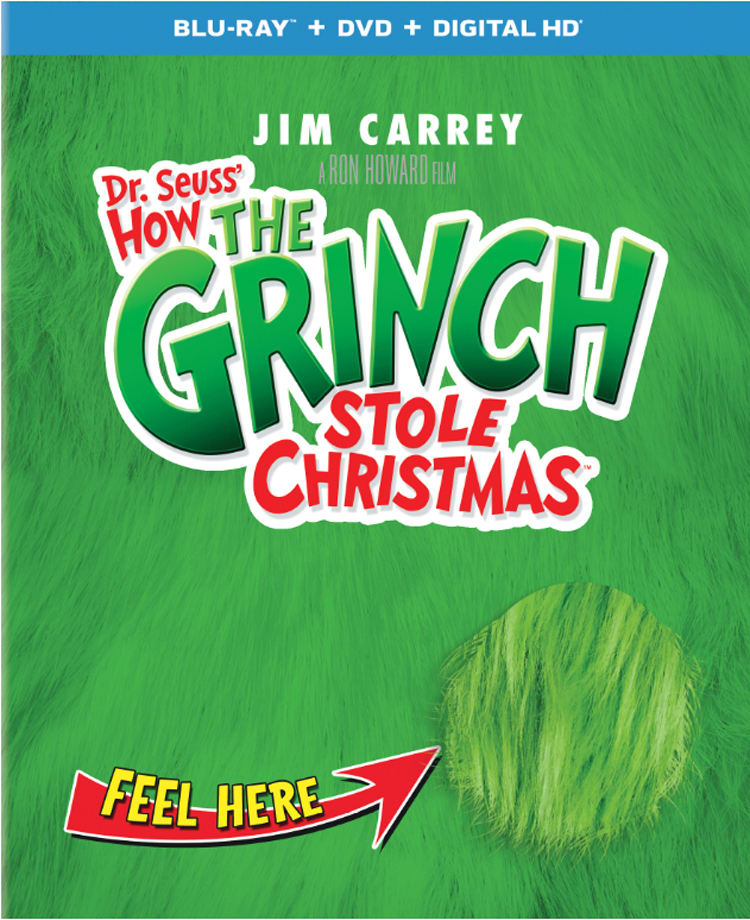 Dr. Seuss' How The Grinch Stole Christmas (Deluxe Edition + DVD + Digital) [DVD]