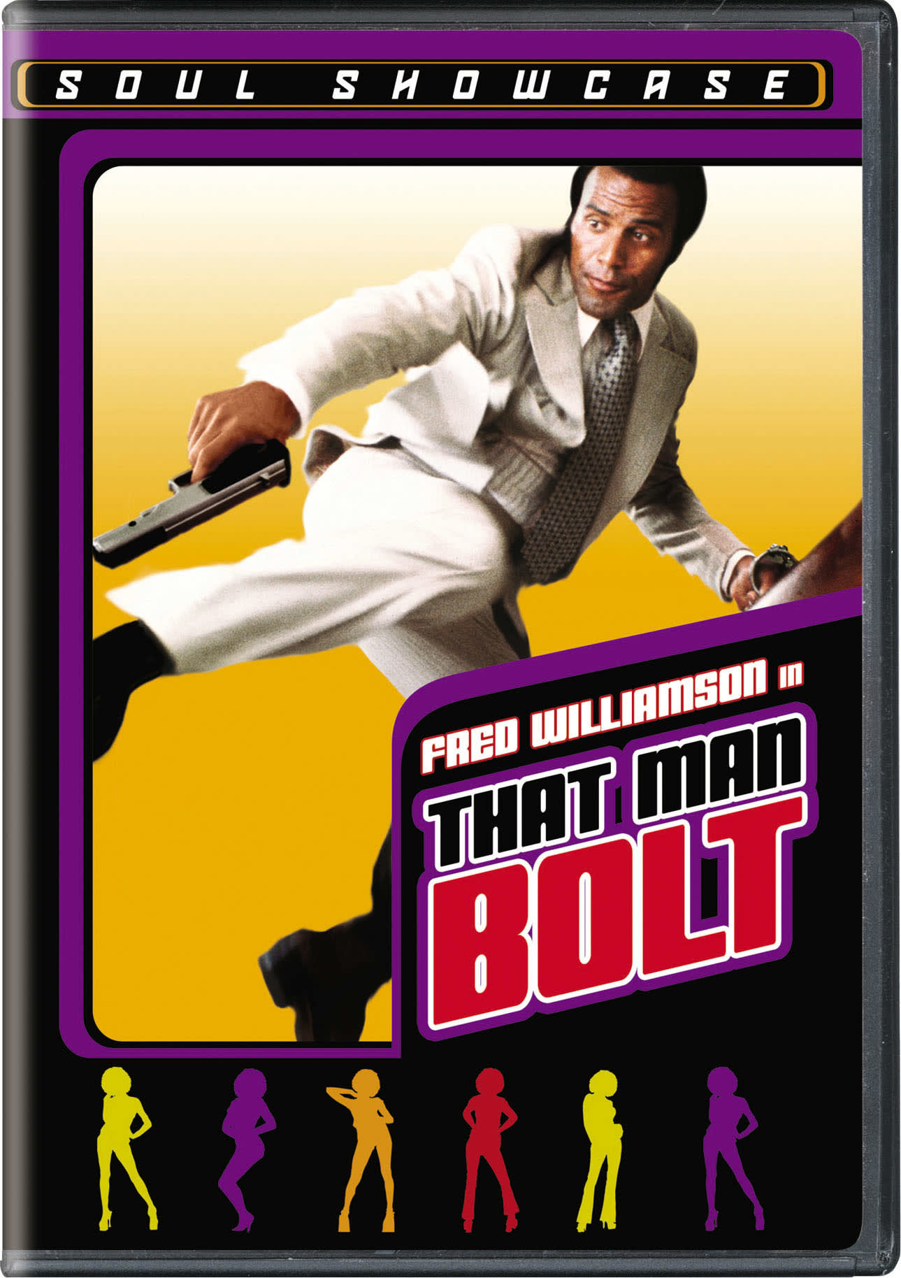 That Man Bolt [DVD]