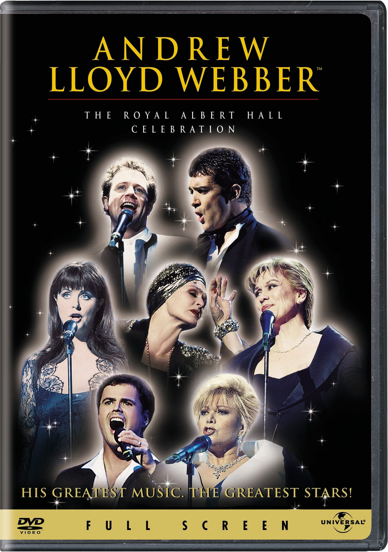 Andrew Lloyd Webber: The Royal Albert Hall Celebration [DVD]