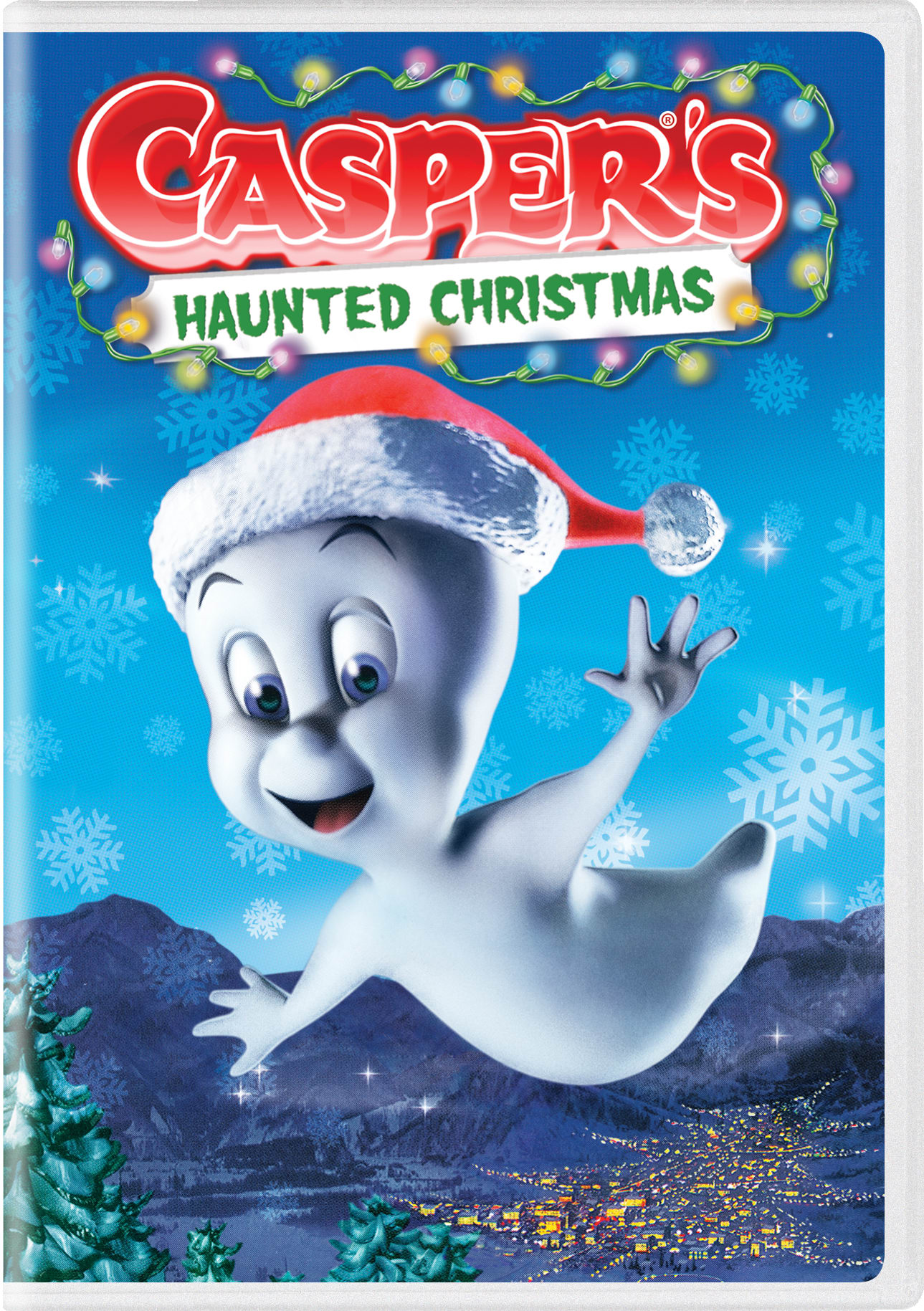 Casper's Haunted Christmas [DVD]