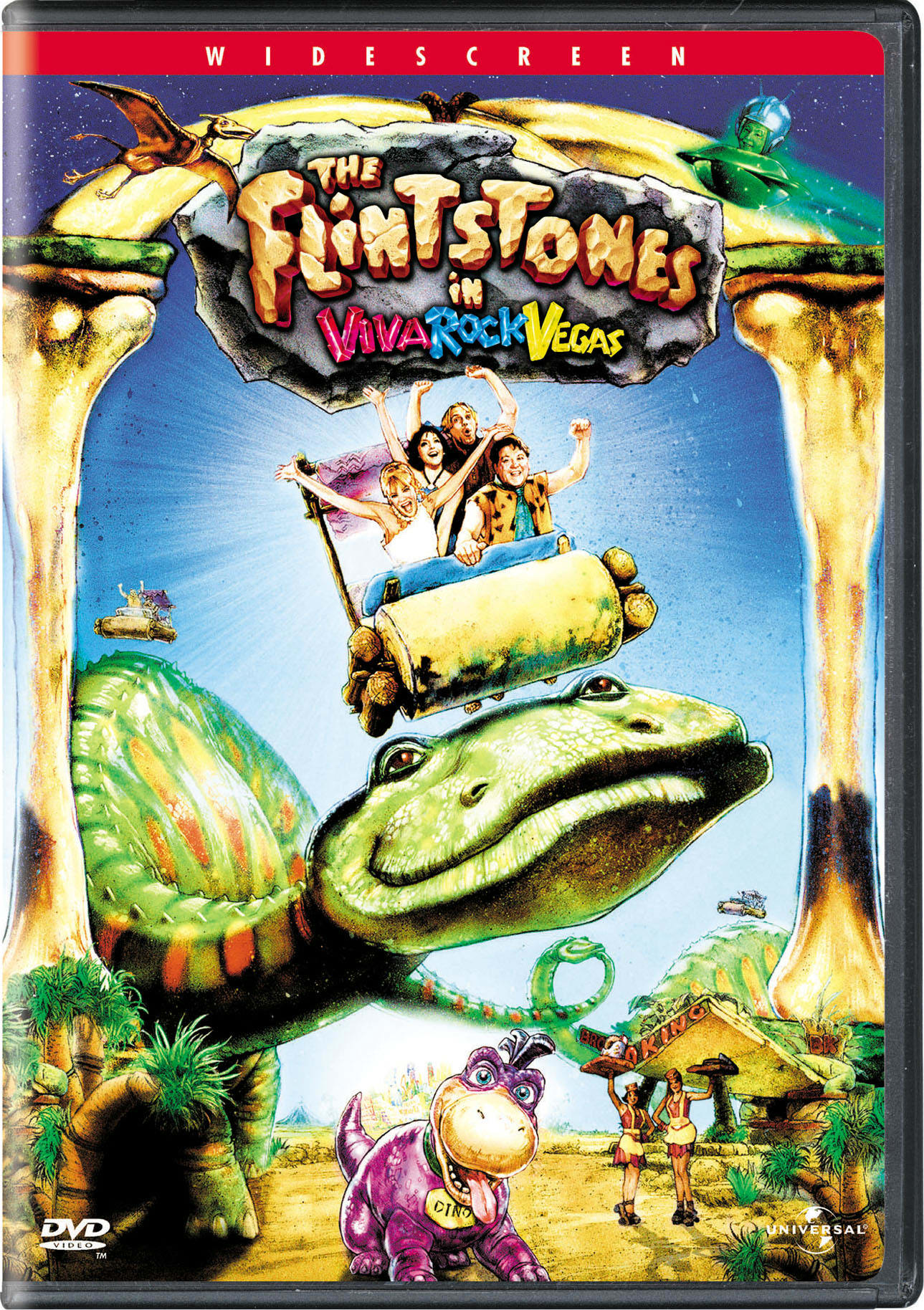 The Flintstones in Viva Rock Vegas (Widescreen) [DVD]