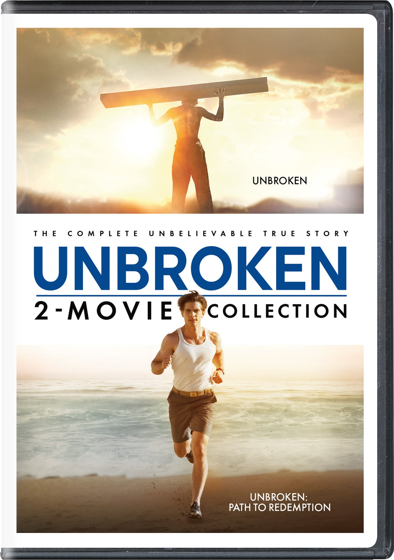 Unbroken/Unbroken - Path to Redemption [DVD]