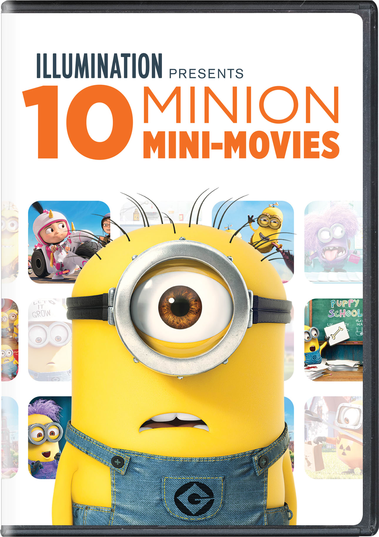 Illumination Presents: 10 Minion Mini-Movies [DVD]