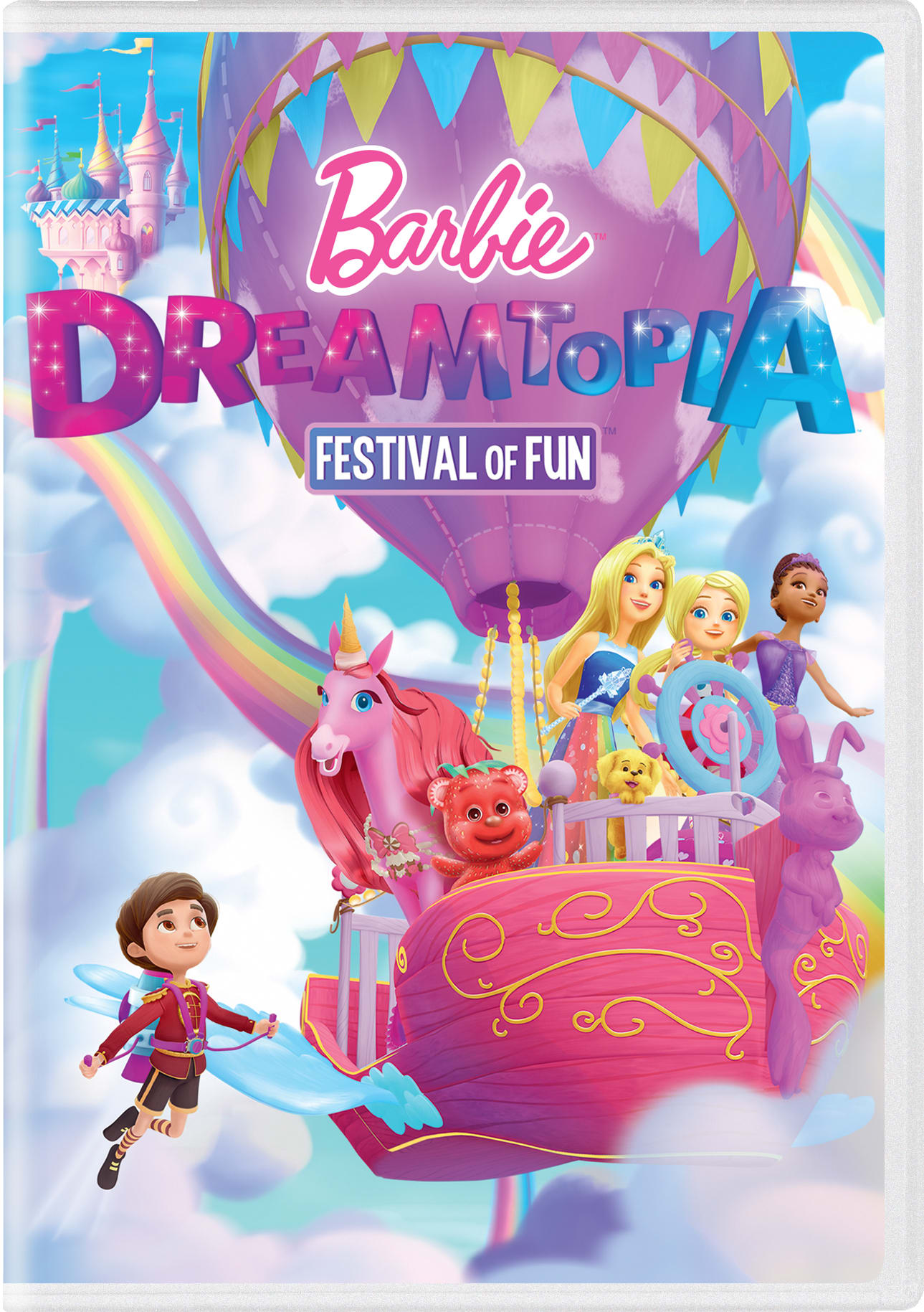 Barbie Dreamtopia: Festival of Fun [DVD]