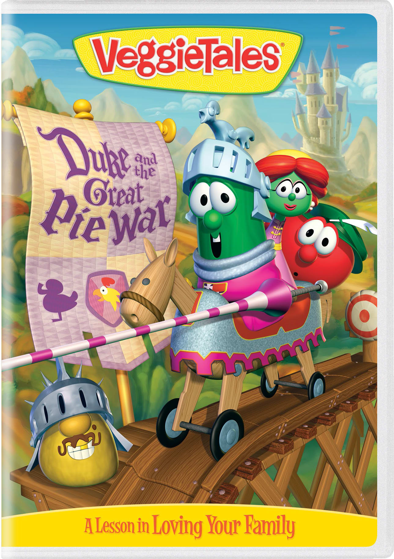 VeggieTales: Duke and the Great Pie War [DVD]