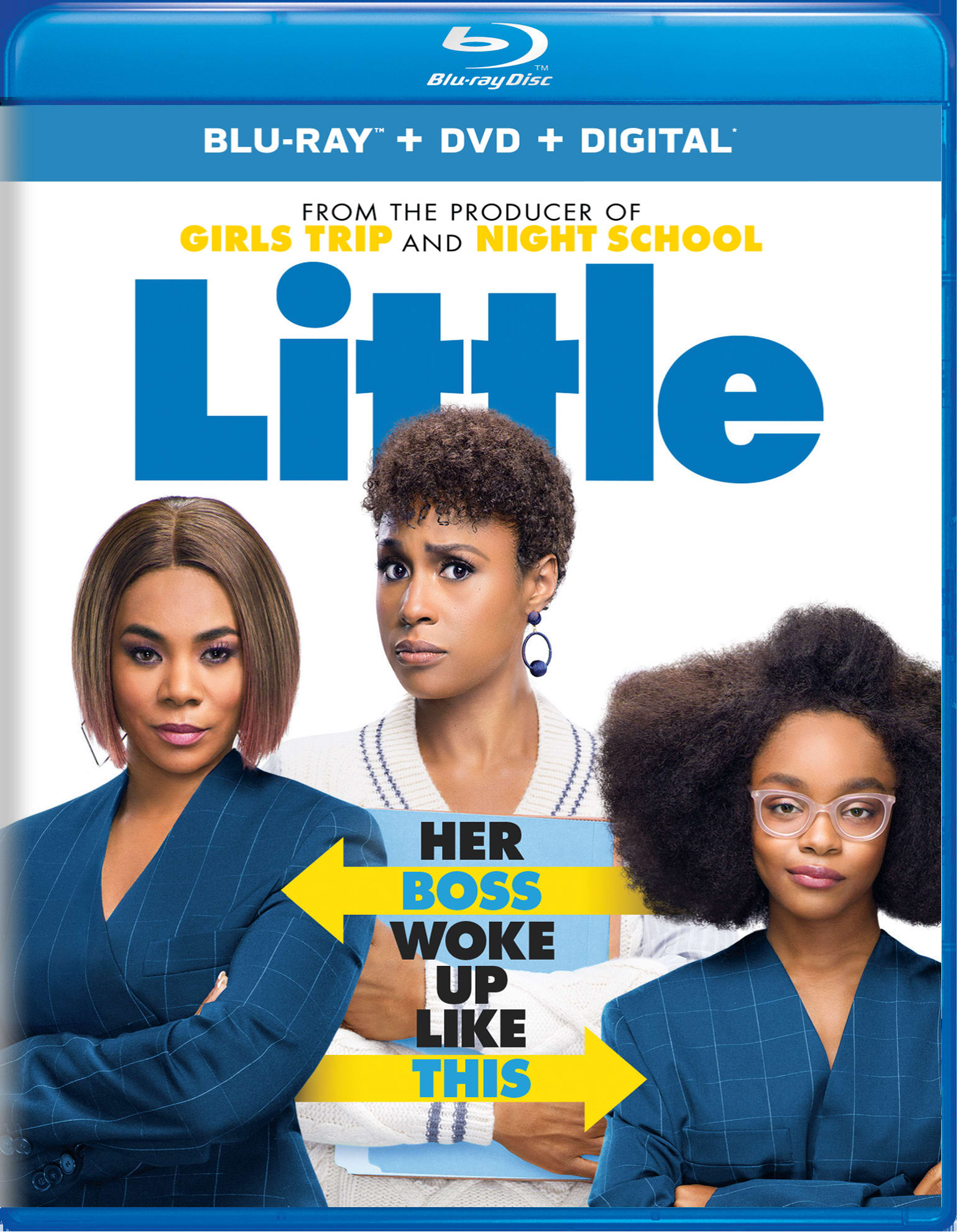 Little (DVD + Digital) [Blu-ray]