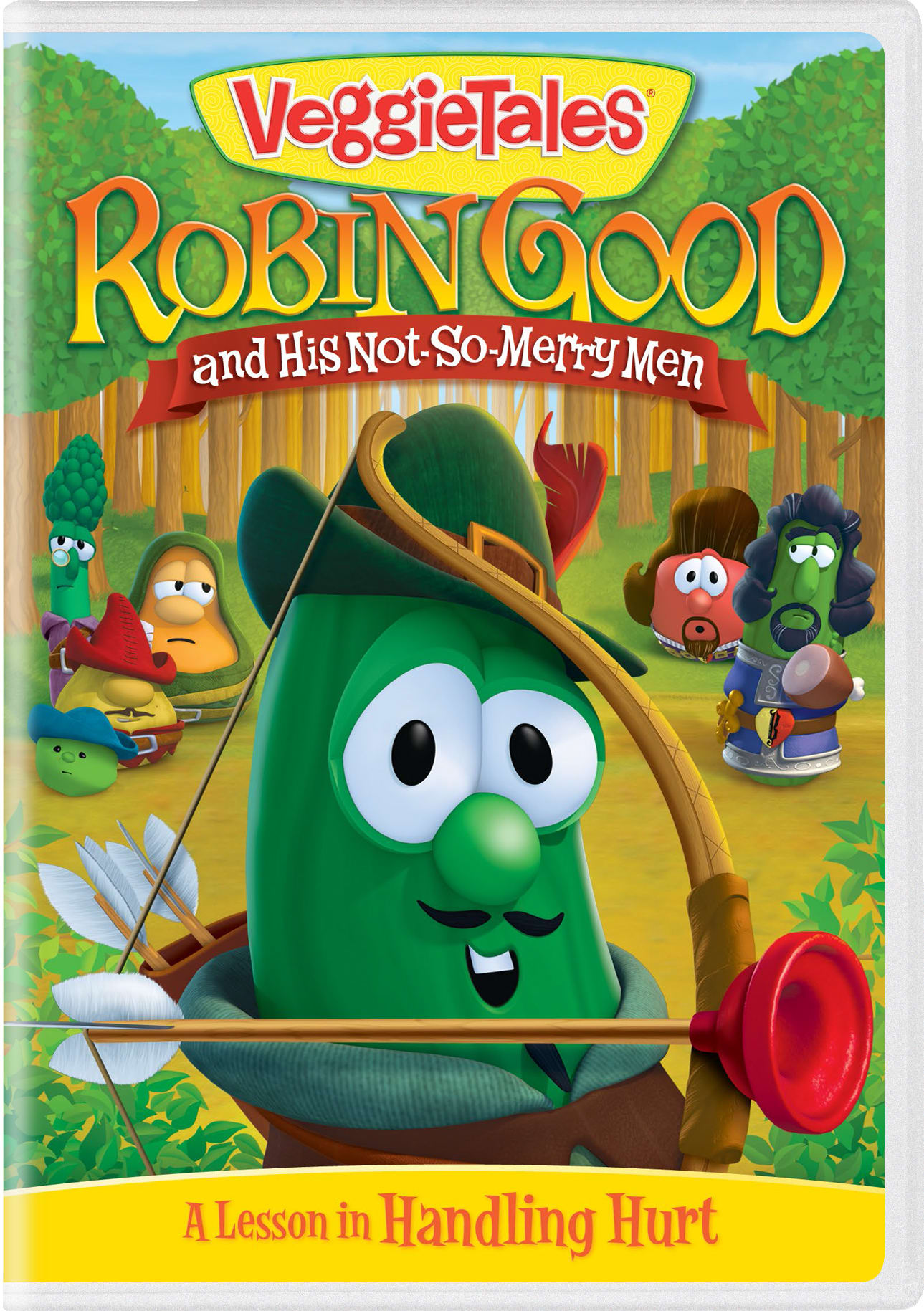 VeggieTales: Robin Good and His Not-So-Merry Men [DVD]