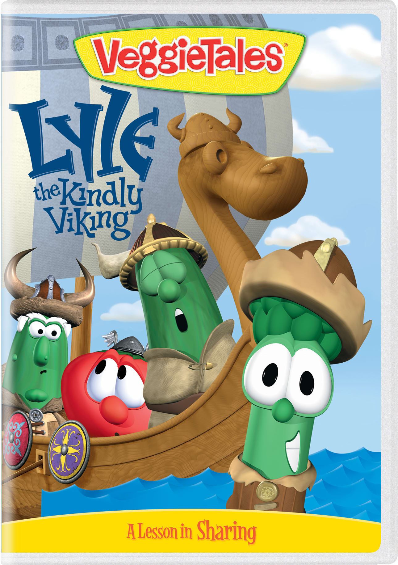 VeggieTales: Lyle the Kindly Viking [DVD]