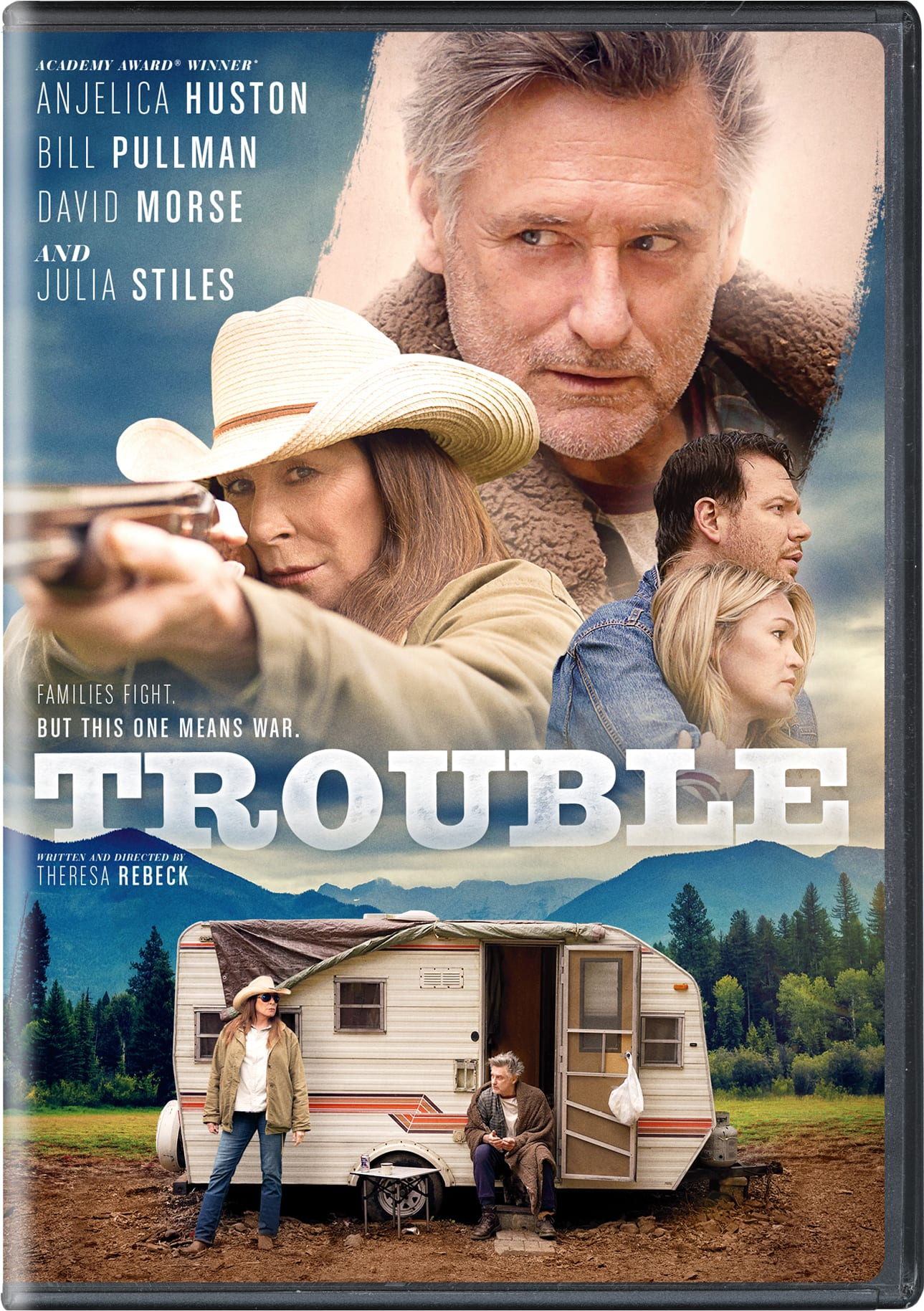 Trouble [DVD]