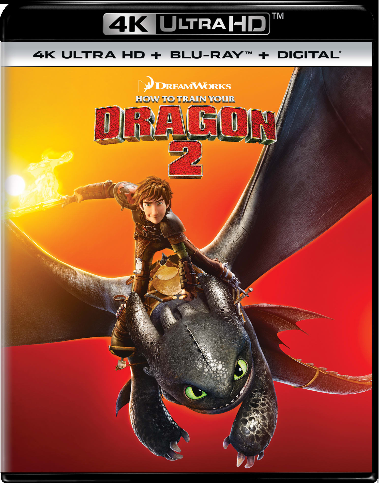 How to Train Your Dragon 2 (4K Ultra HD) [UHD]