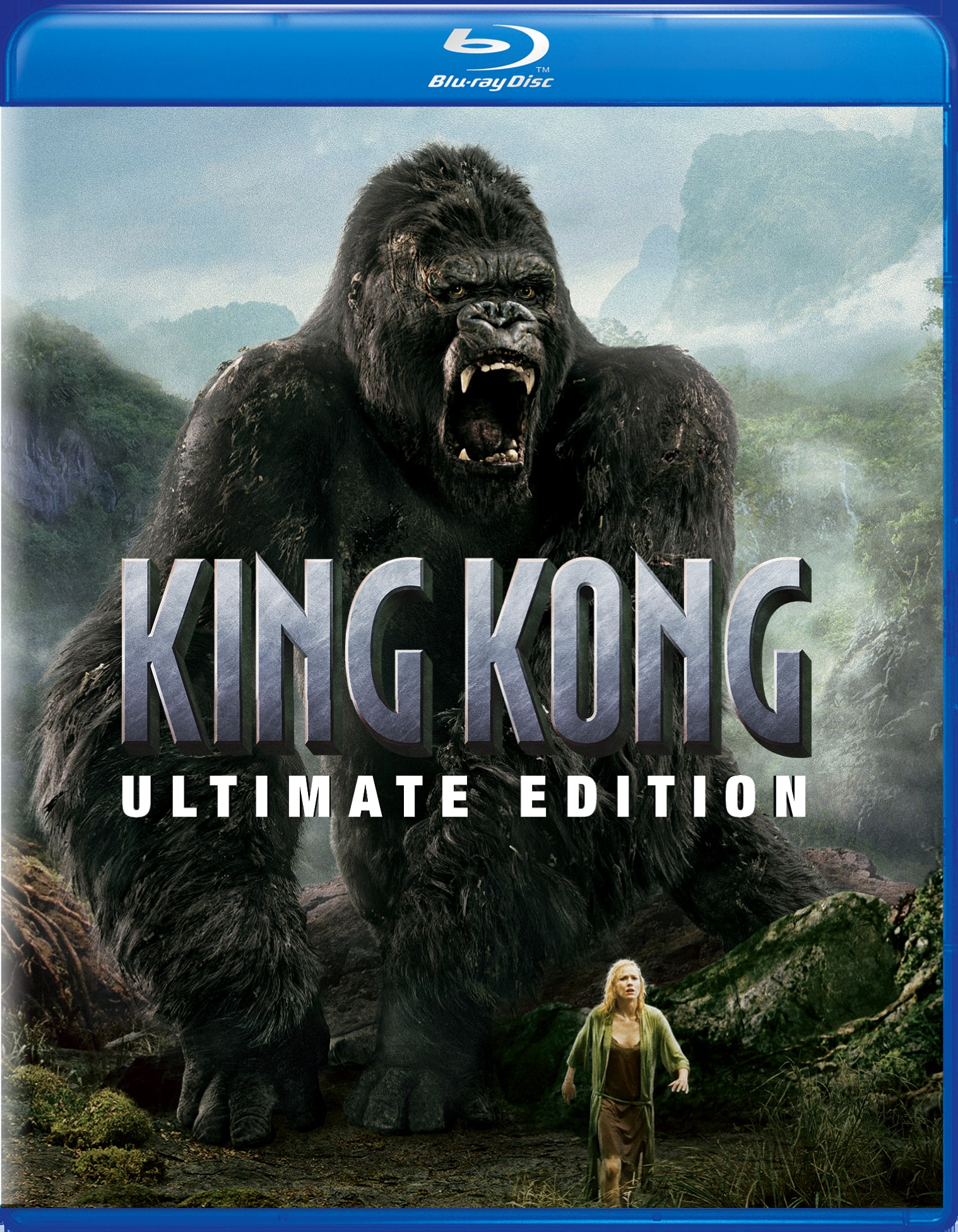 King Kong: Ultimate Edition [Blu-ray]