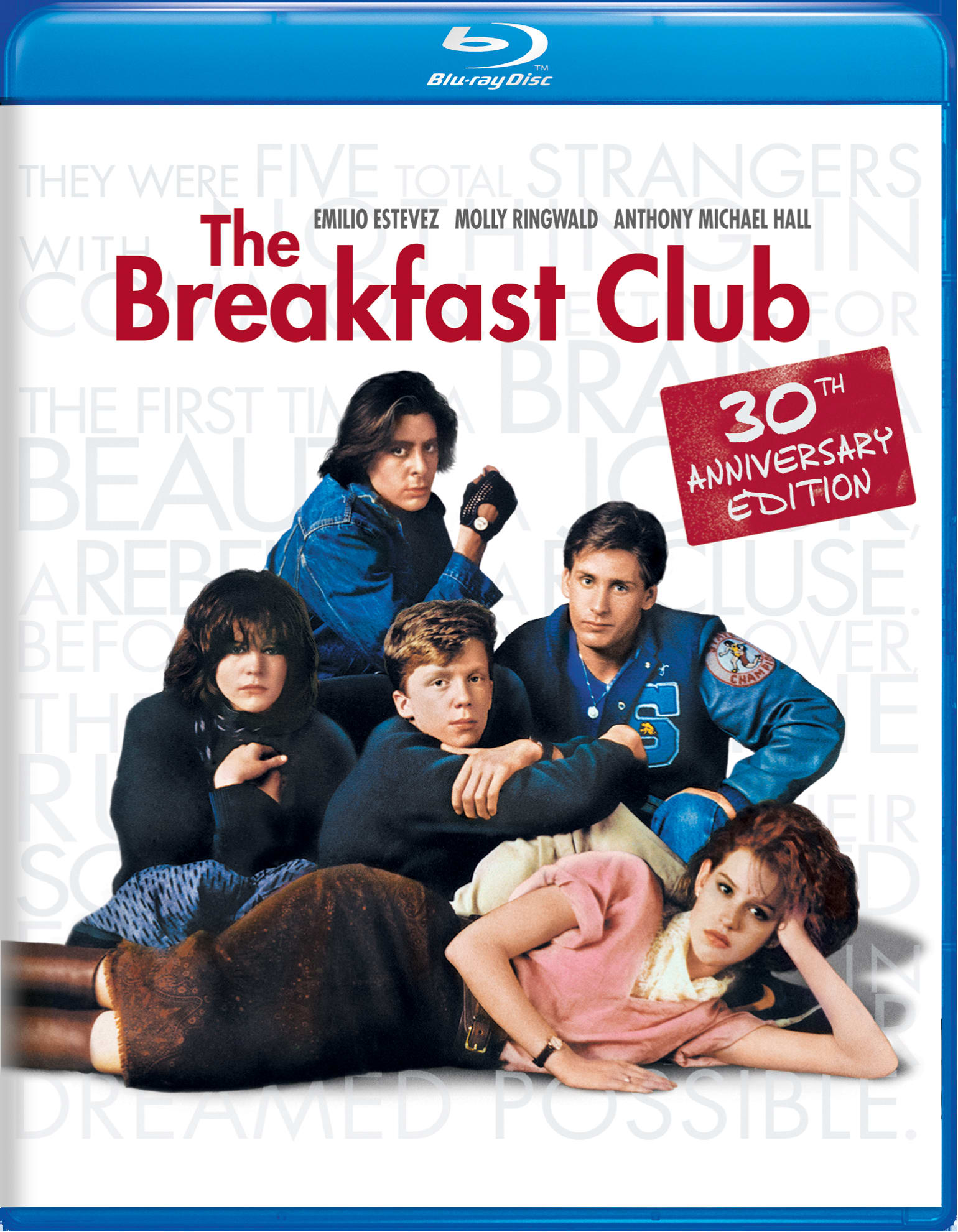 The Breakfast Club (30th Anniversary Edition) [Blu-ray]