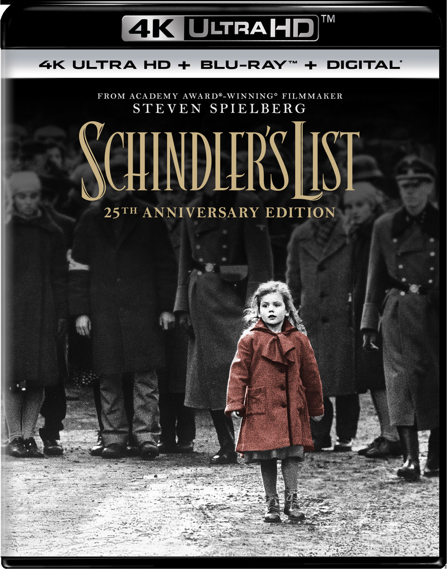 Schindler's List (4K Ultra HD) [UHD]