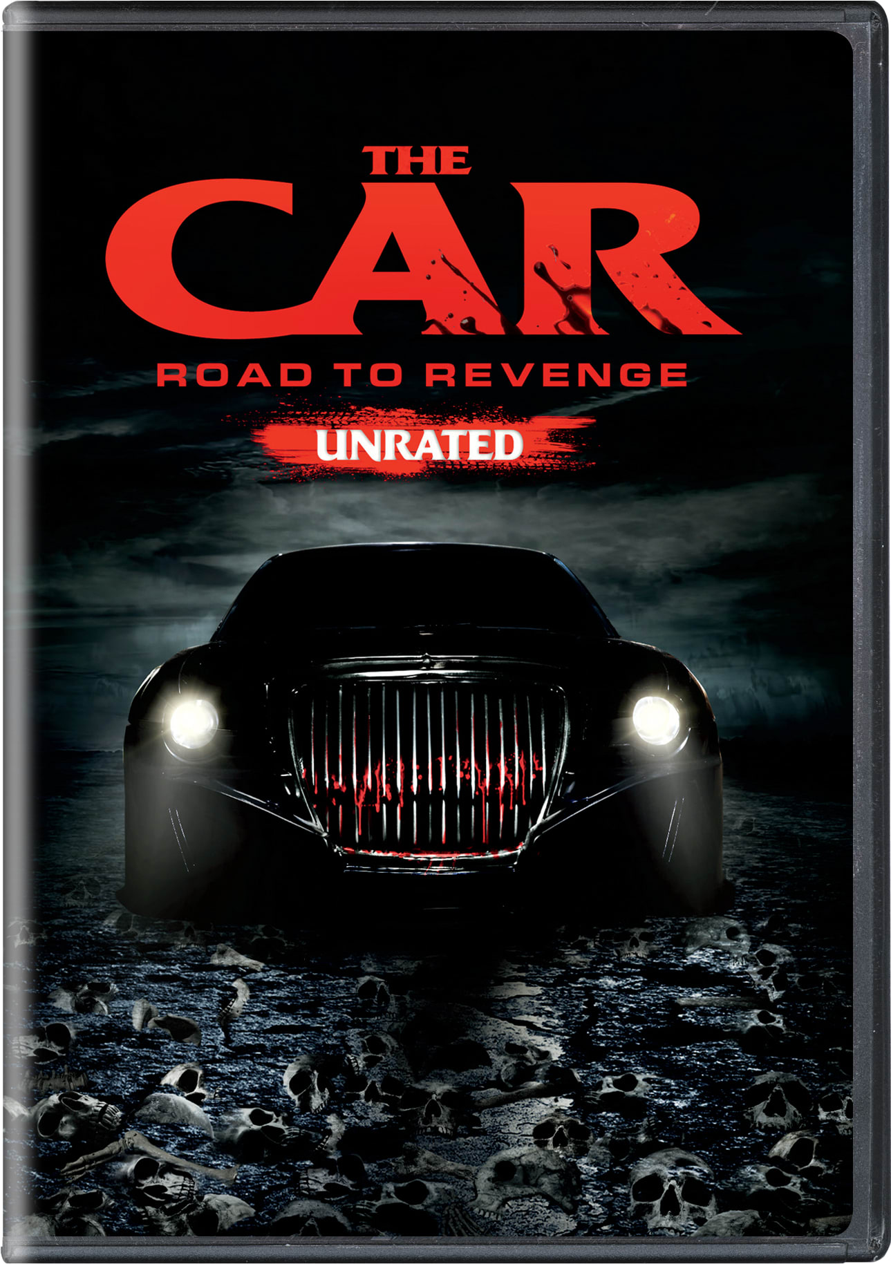 The Car: Road to Revenge [DVD]