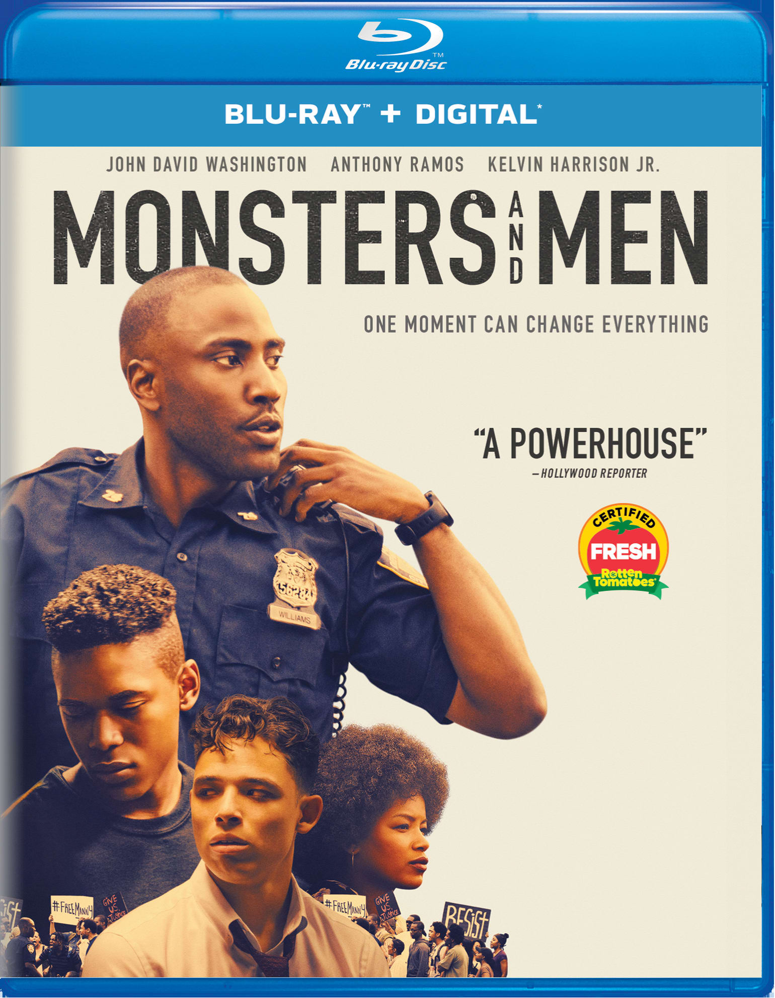 Monsters and Men [Blu-ray]