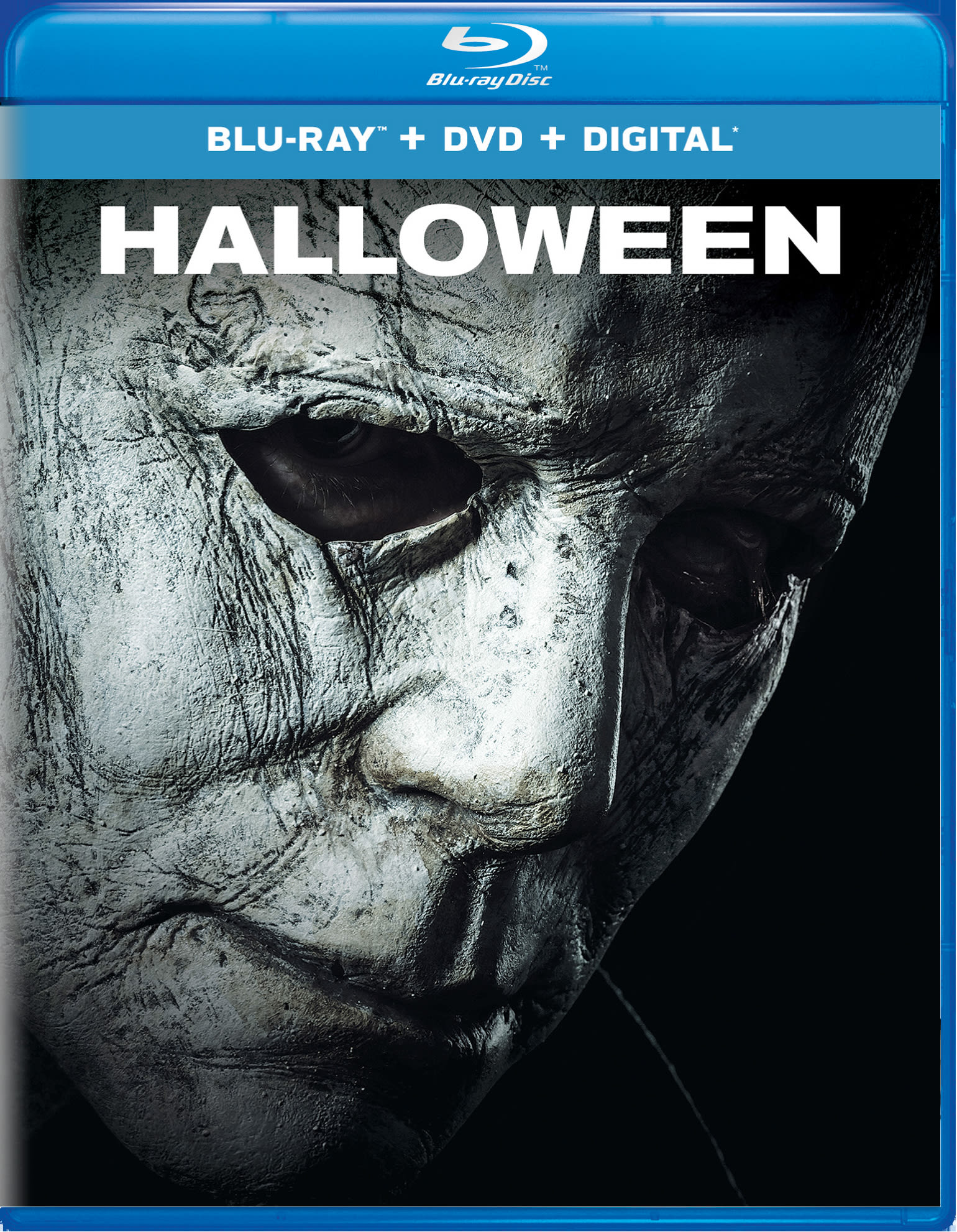 Halloween (2018) (DVD + Digital) [Blu-ray]