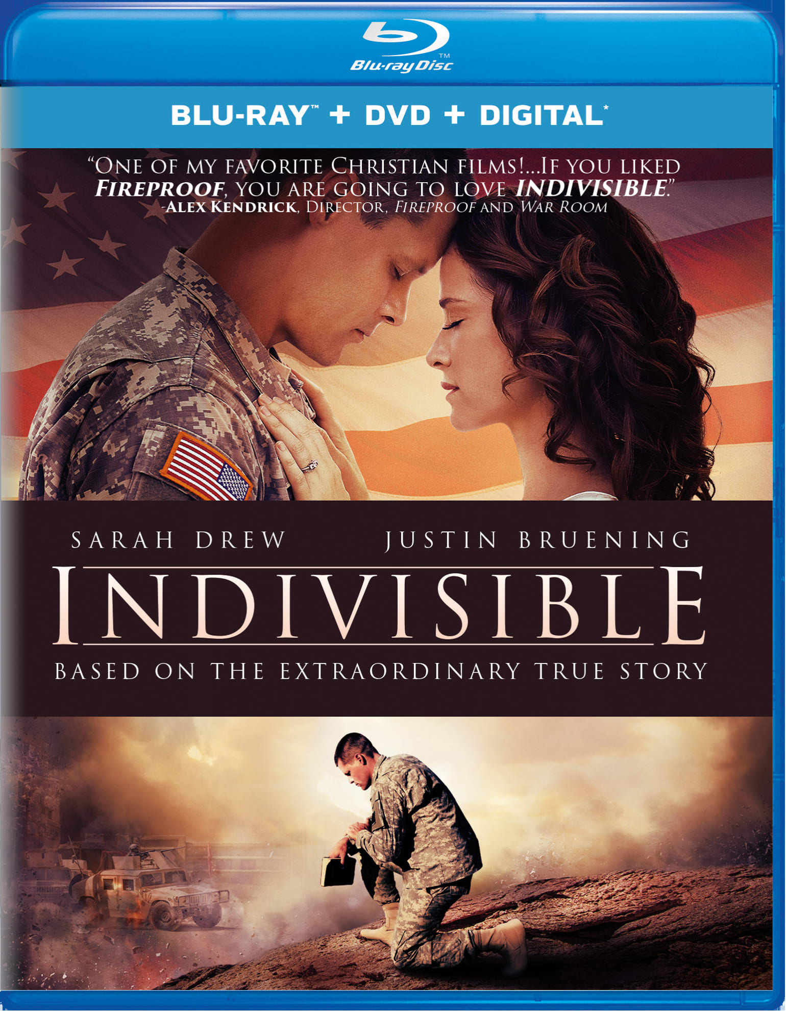 Indivisible (DVD + Digital) [Blu-ray]