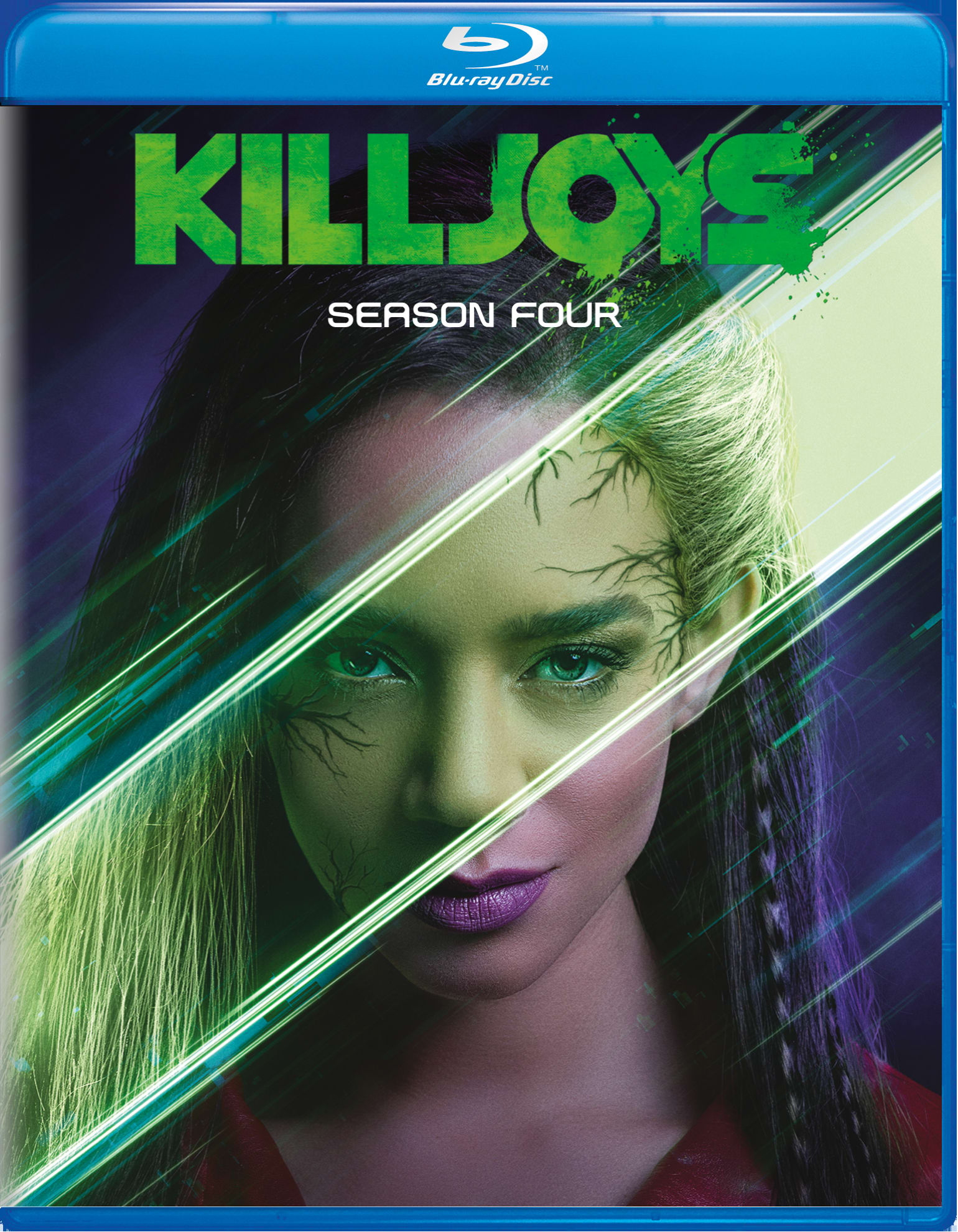 Killjoys: Season Four [Blu-ray]