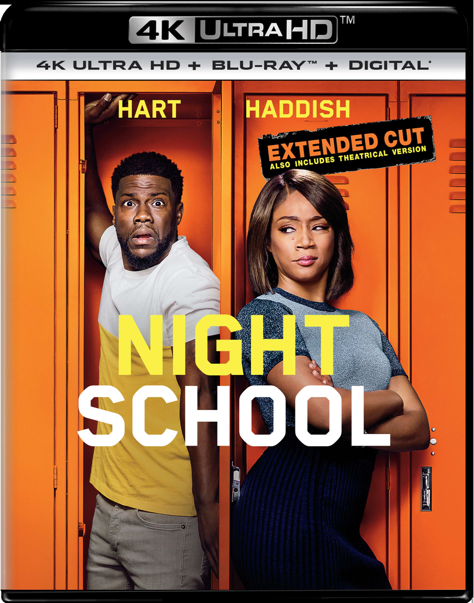 Night School (4K Ultra HD) [UHD]
